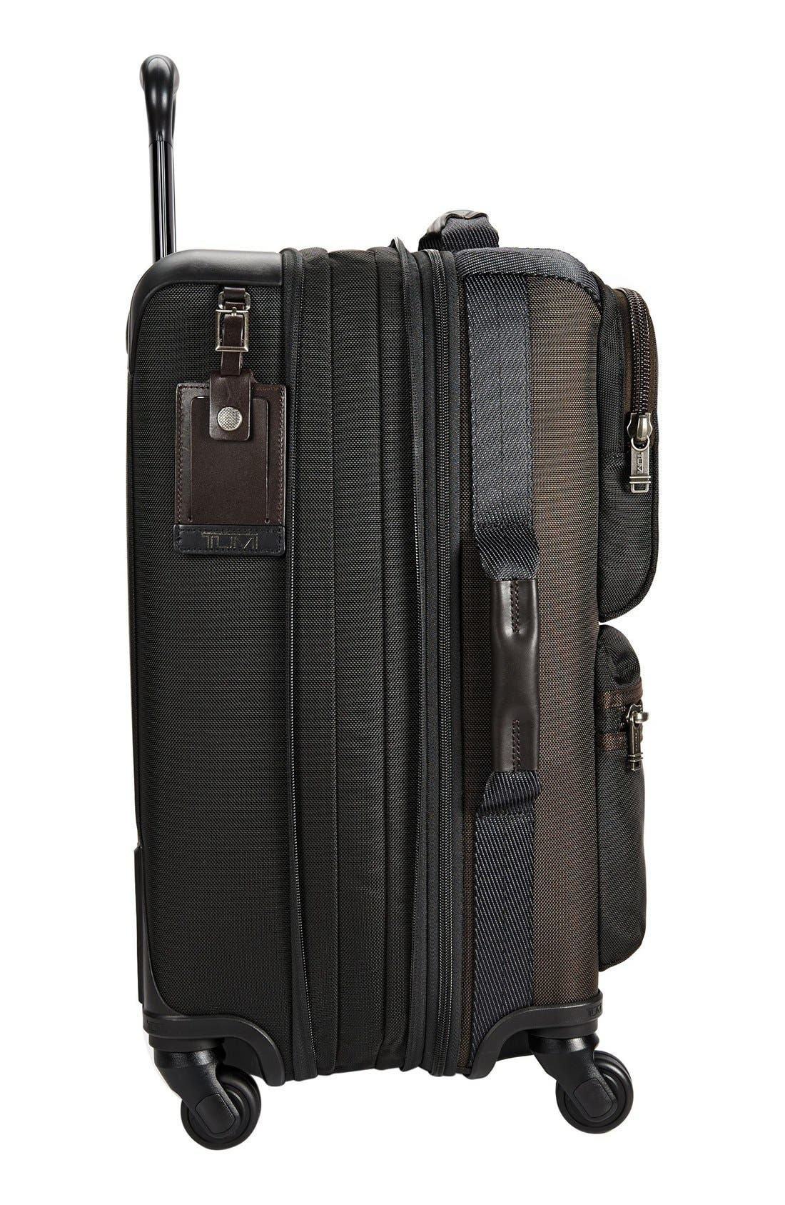Alpha Bravo - Kirtland 22-Inch Continental Wheeled Carry-On,                             Alternate thumbnail 2, color,                             001