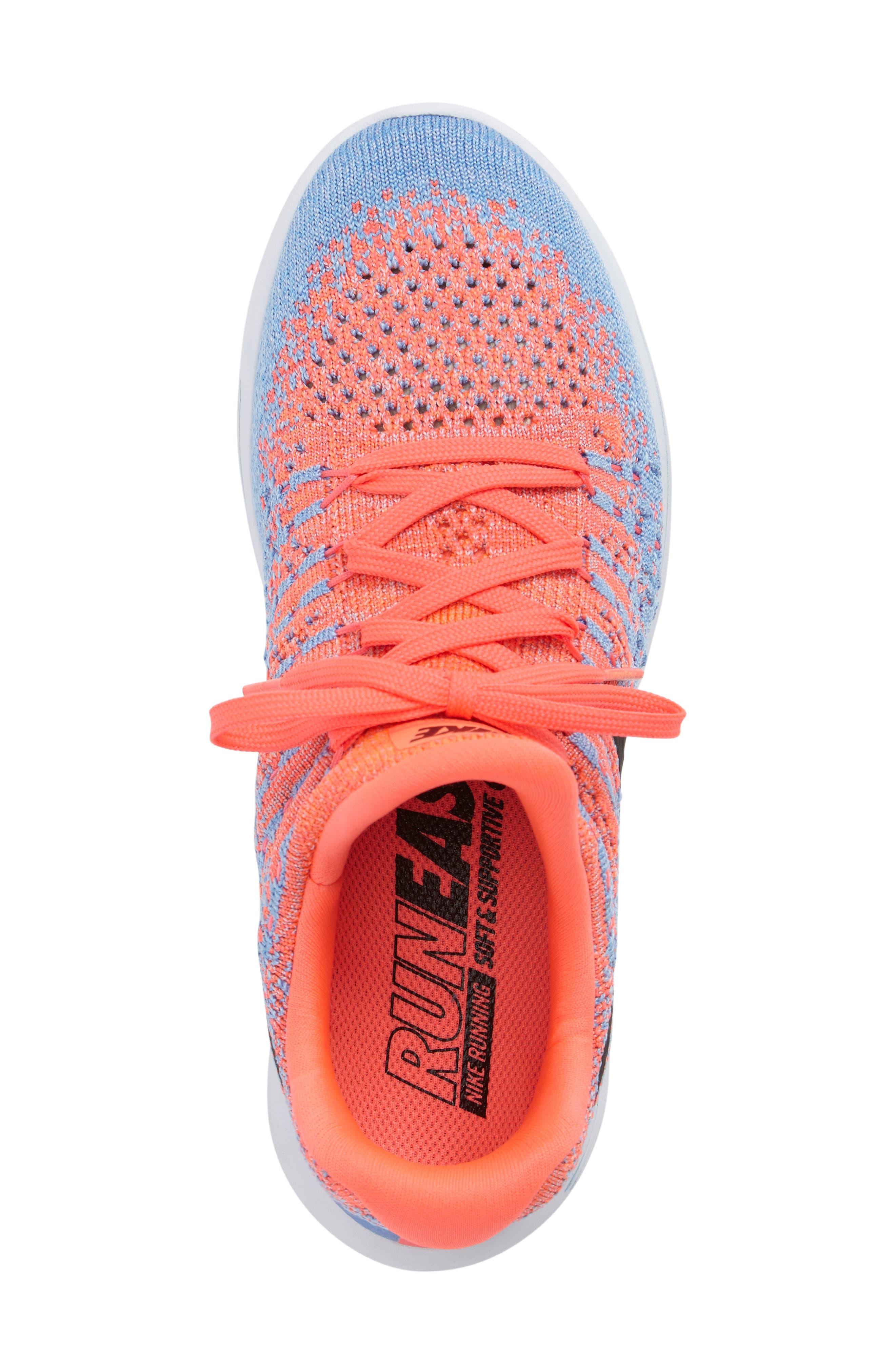 LunarEpic Low Flyknit 2 Running Shoe,                             Alternate thumbnail 85, color,