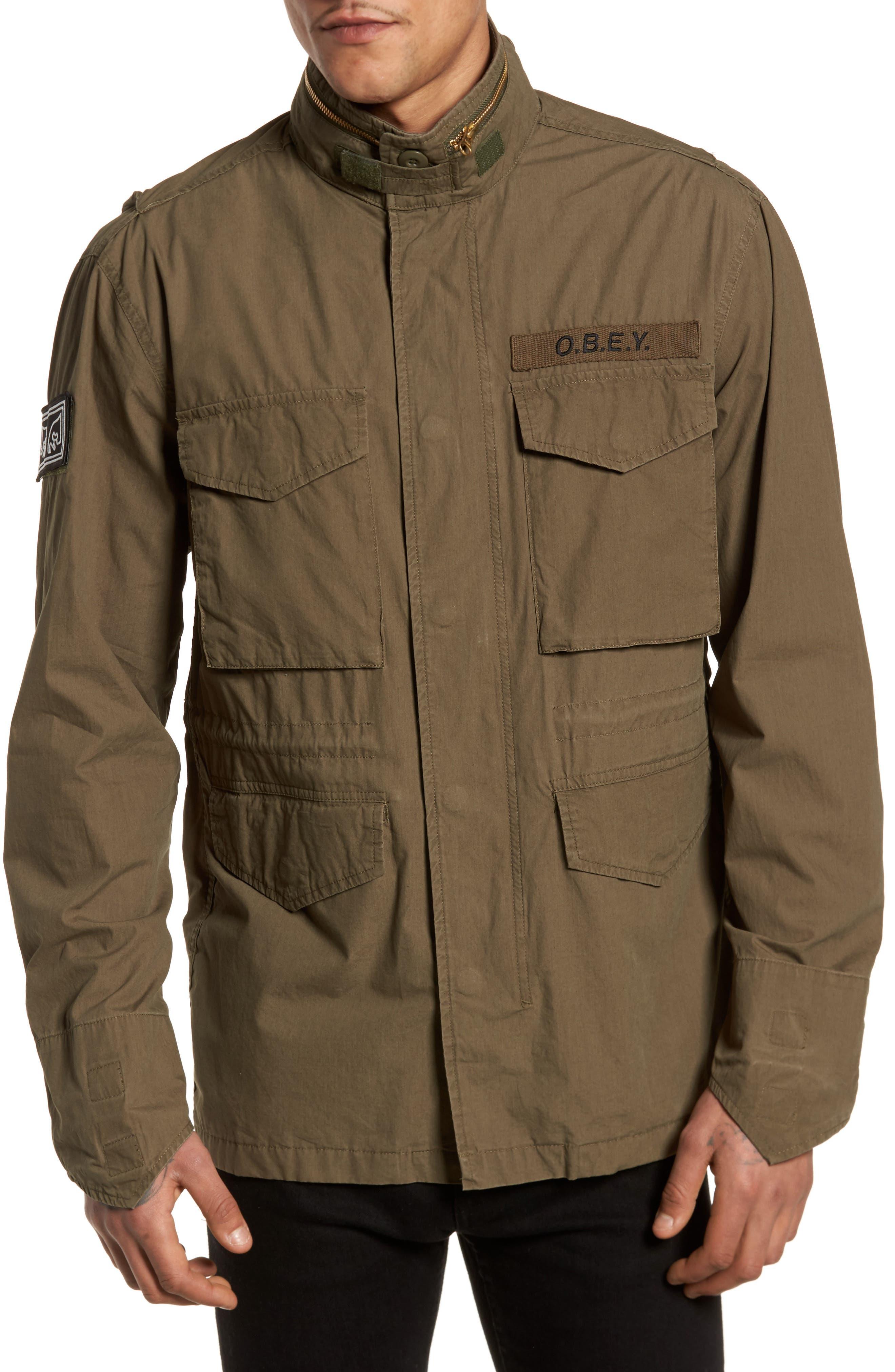 Iggy M65 Jacket,                             Alternate thumbnail 4, color,                             304