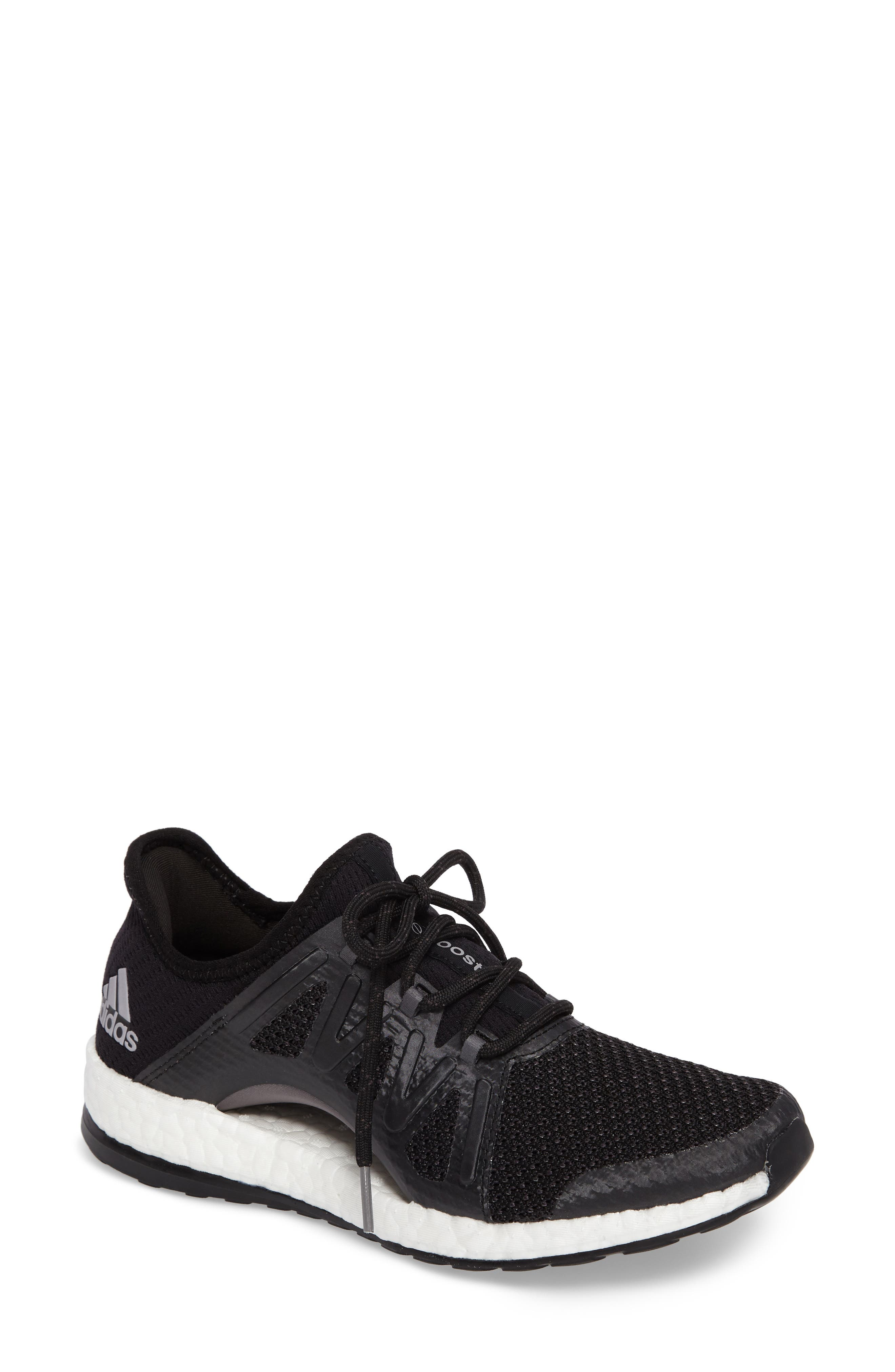PureBOOST Xpose Running Shoe,                             Main thumbnail 1, color,