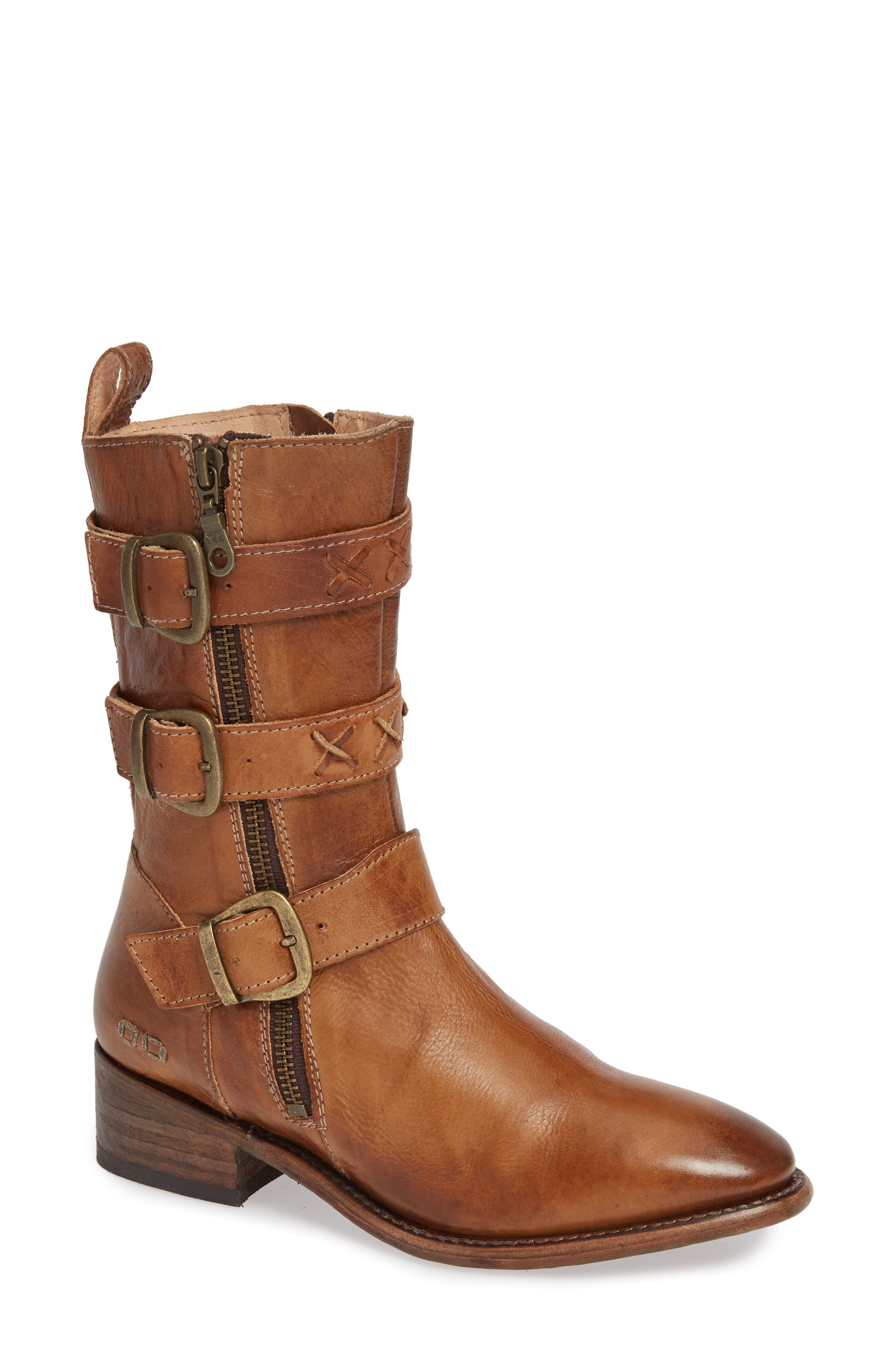 Bed Stu Blanchett Boot, Brown