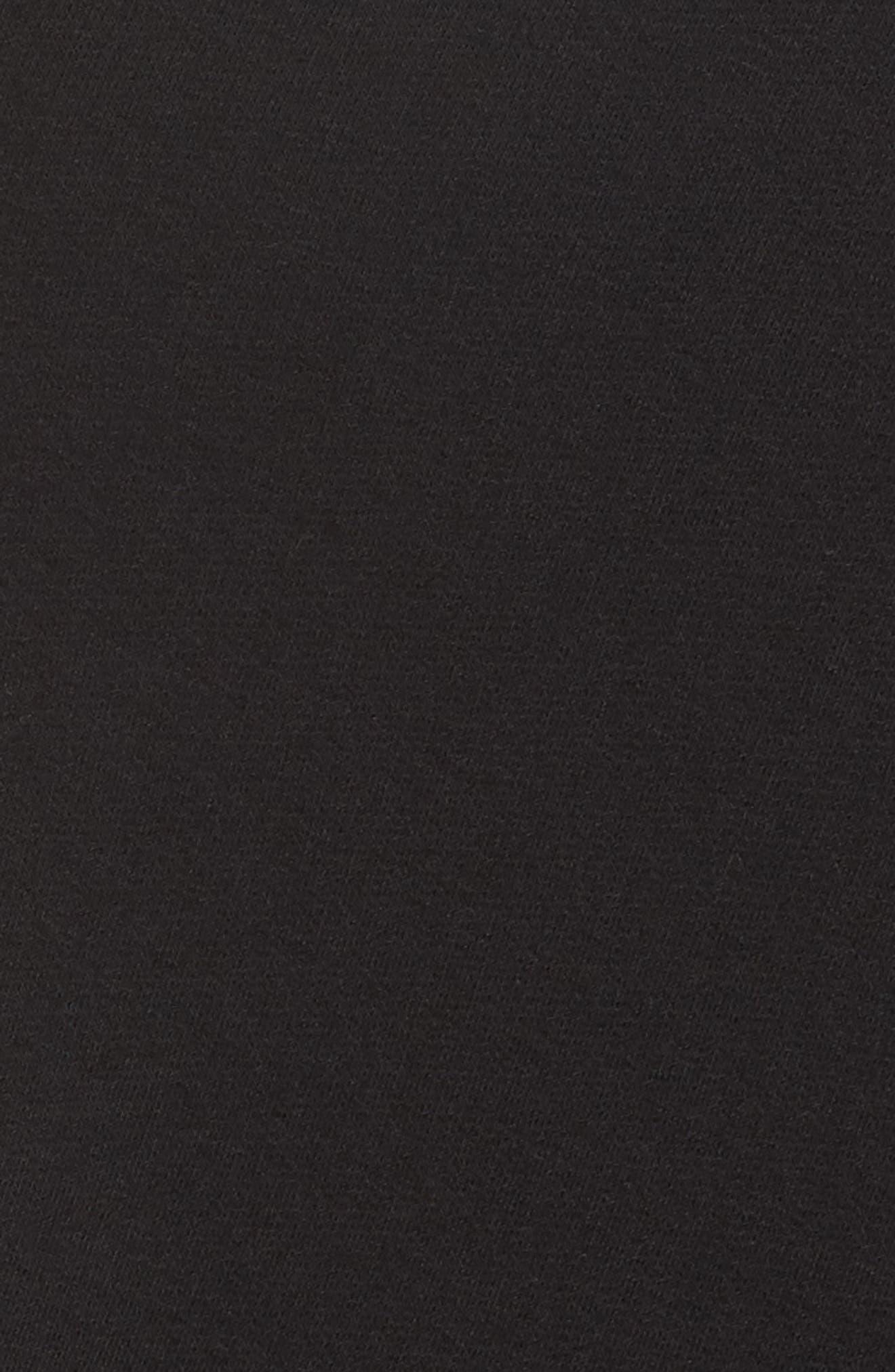 Drape Front Cardigan,                             Alternate thumbnail 5, color,