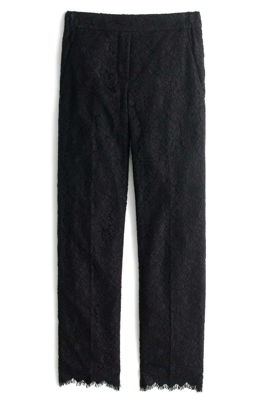 Lace Pants,                             Alternate thumbnail 4, color,