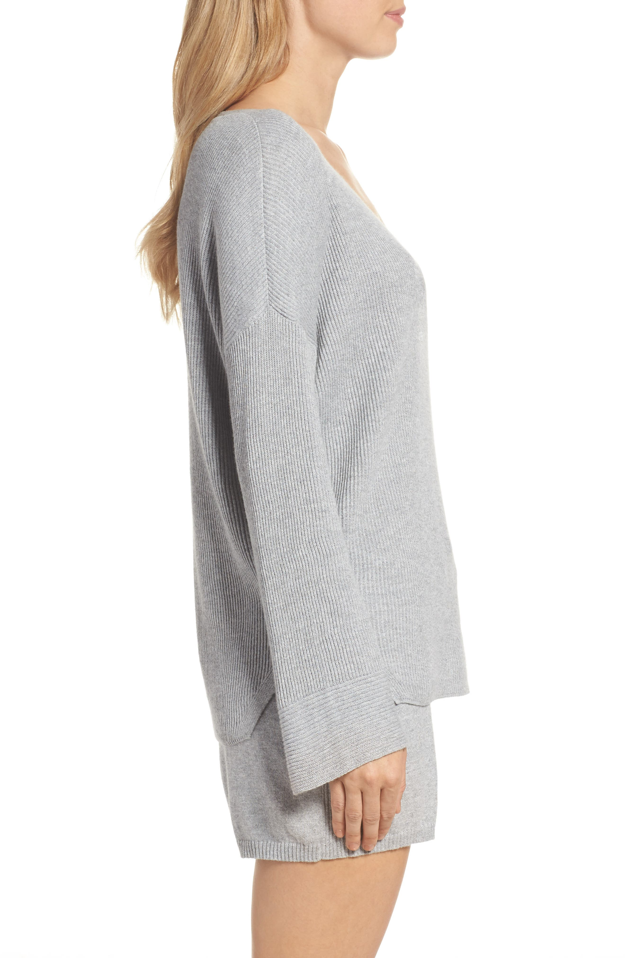 Veronica Lounge Pullover,                             Alternate thumbnail 5, color,
