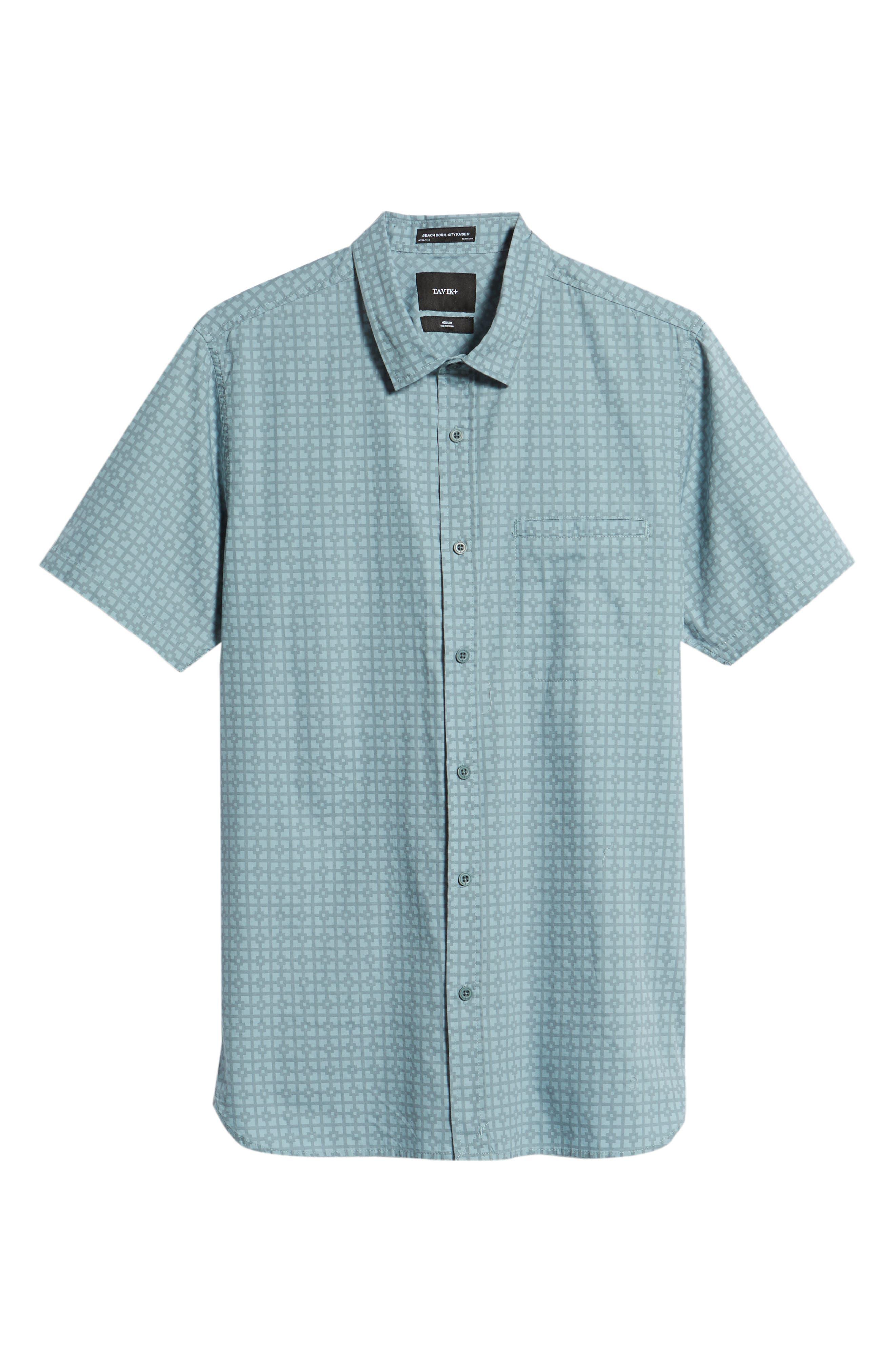 Porter Woven Shirt,                             Alternate thumbnail 35, color,
