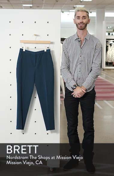 Kleo Cigarette Trousers, sales video thumbnail