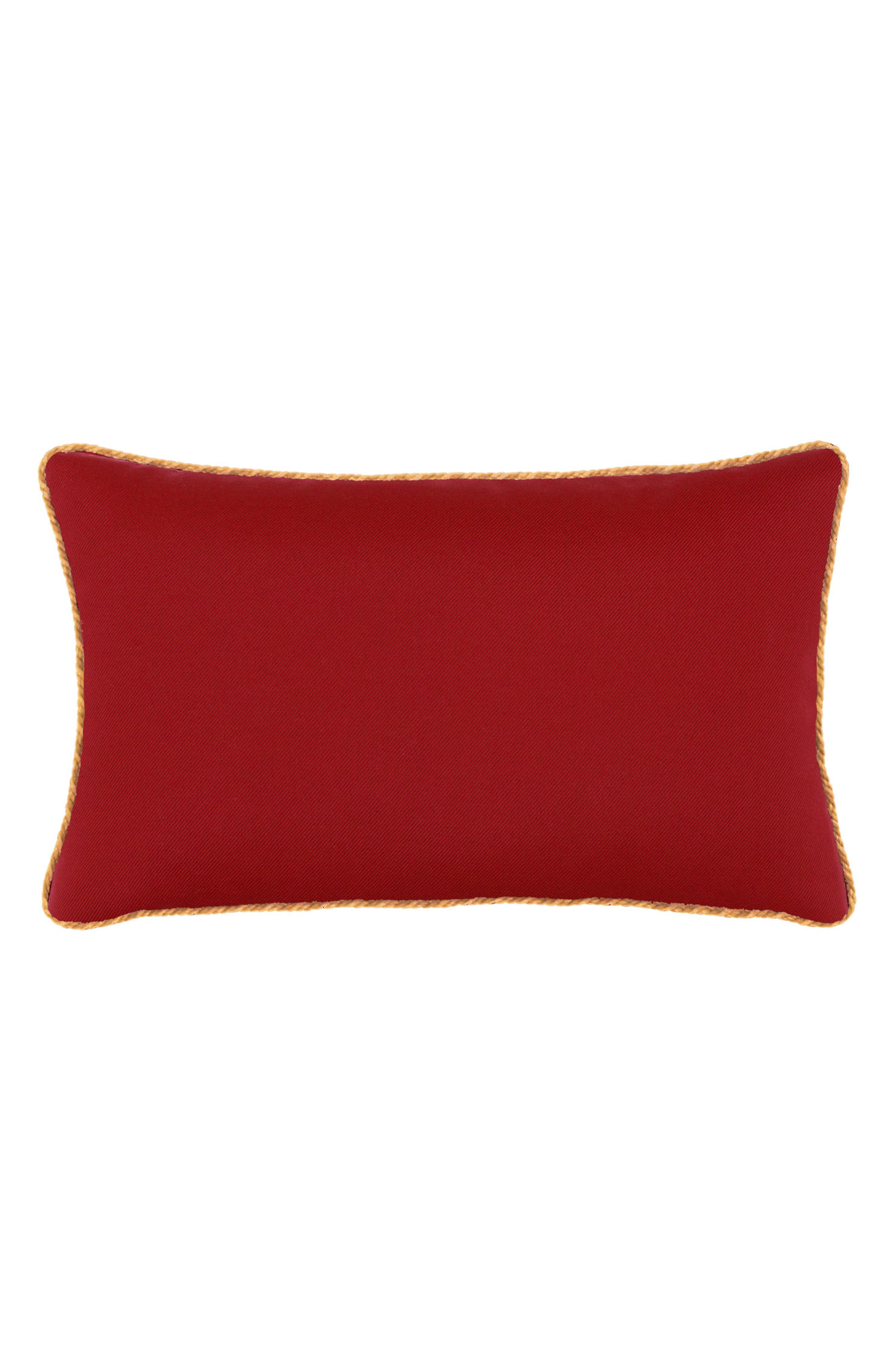 Suzani Sun Lumbar Pillow,                             Alternate thumbnail 2, color,                             600