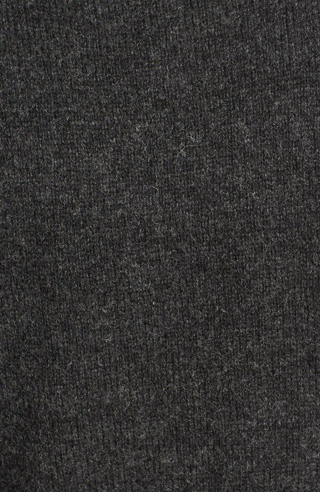 'Koster' Quarter Zip Sweater,                             Alternate thumbnail 3, color,                             024