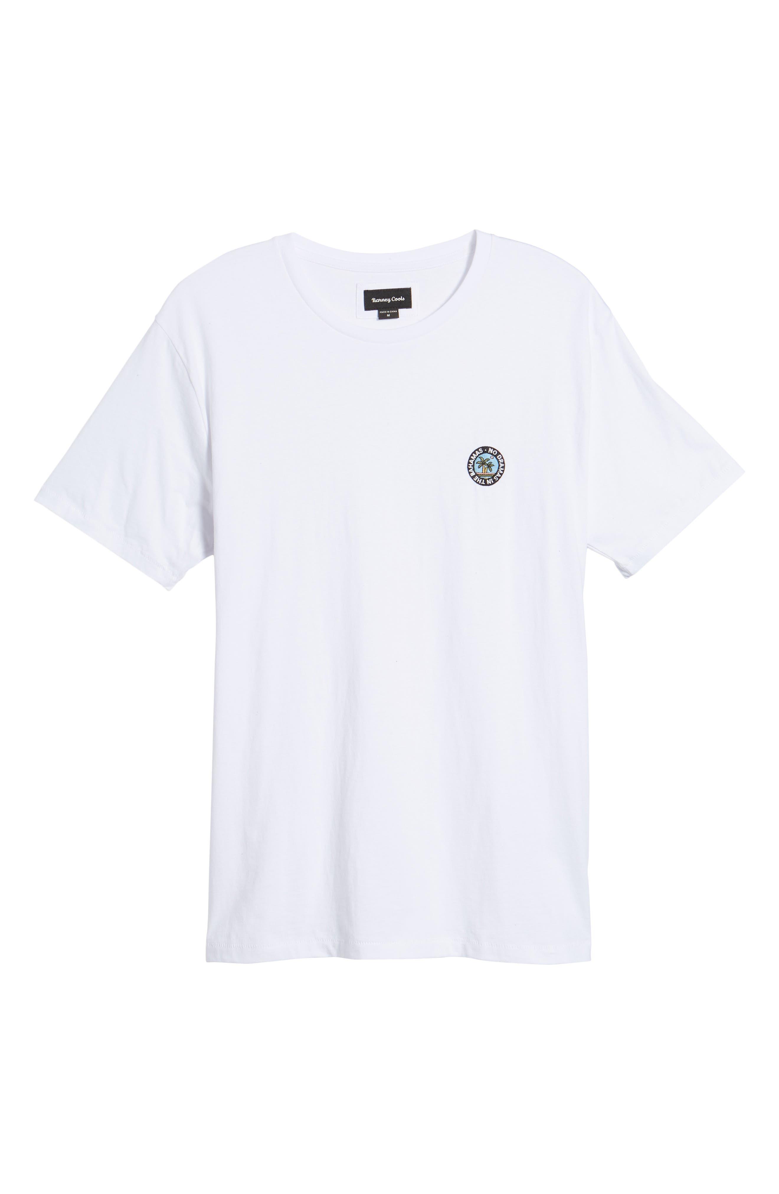 Emo Badge T-Shirt,                             Alternate thumbnail 6, color,                             100