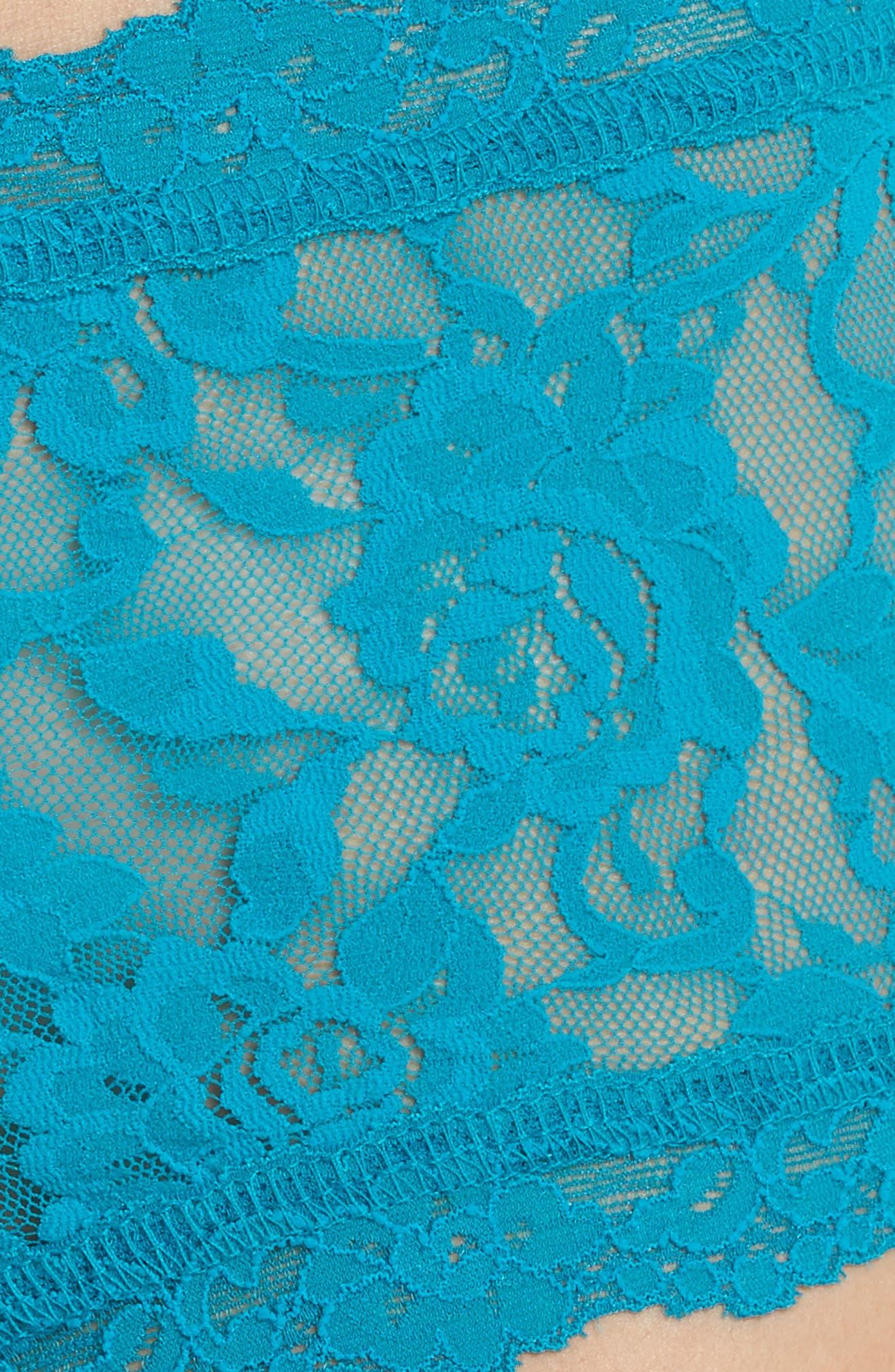 'Signature Lace' Boyshorts,                             Alternate thumbnail 434, color,