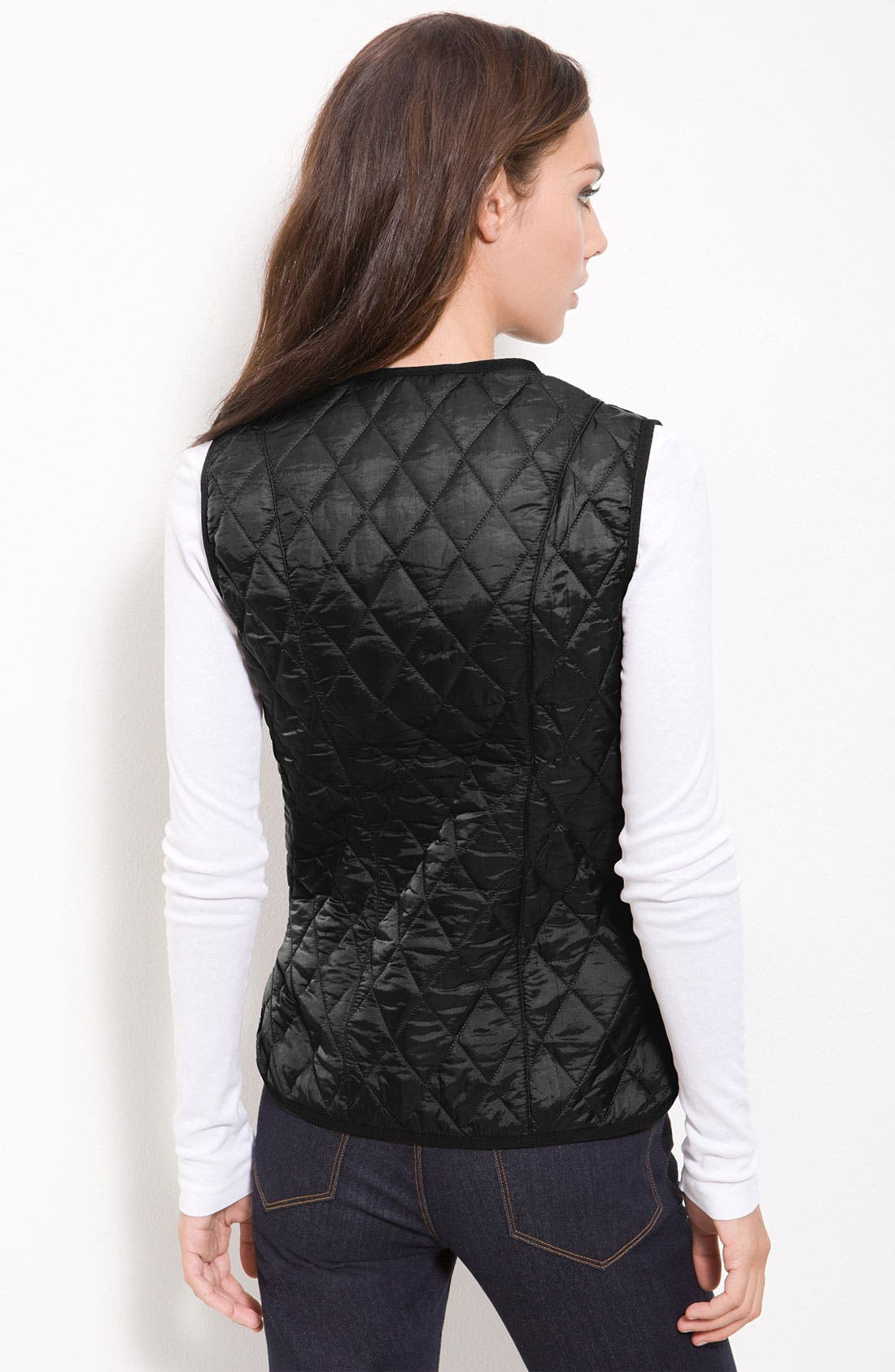 'Beadnell' Quilted Liner,                             Alternate thumbnail 18, color,