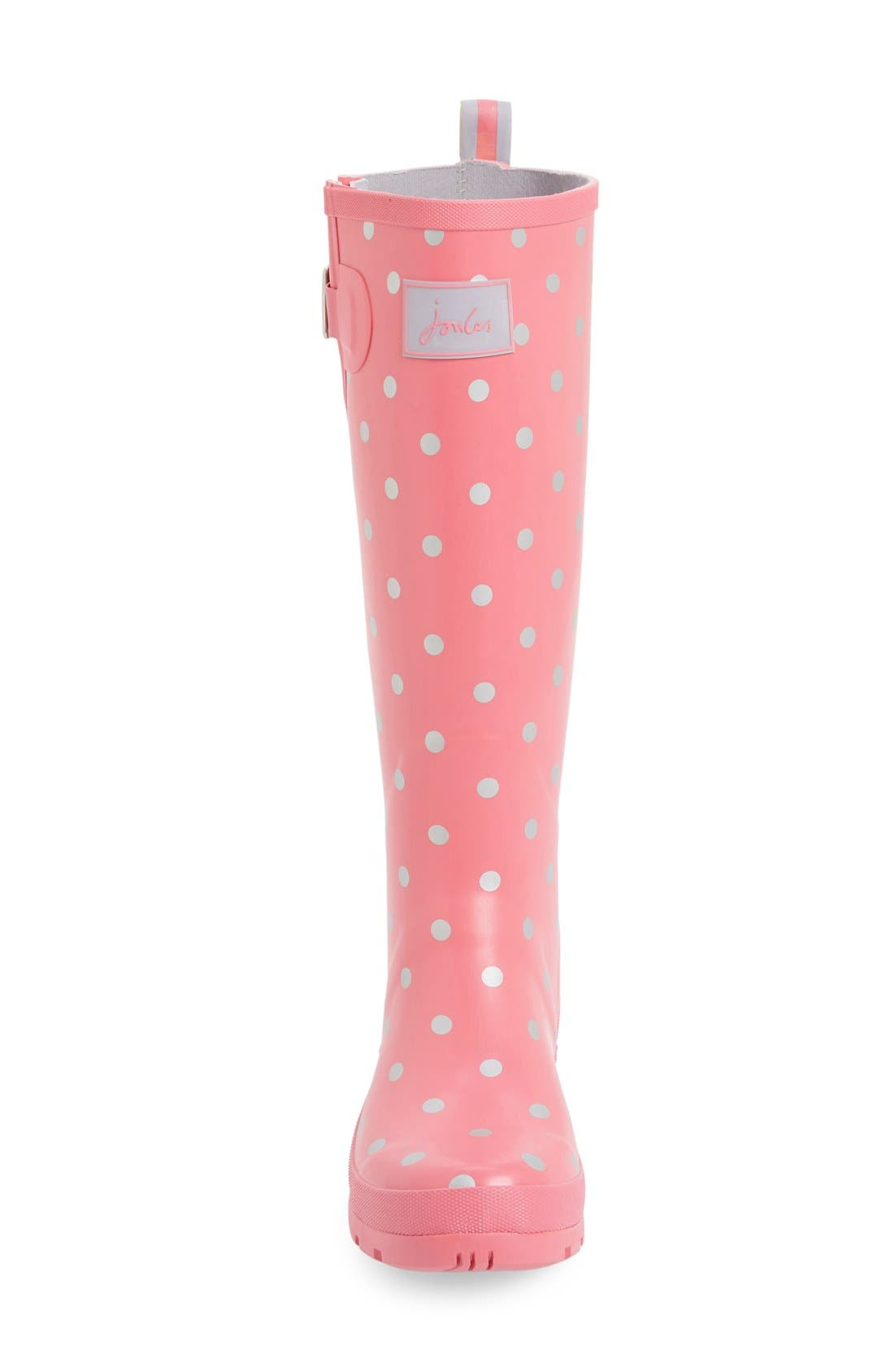 'Welly' Print Rain Boot,                             Alternate thumbnail 94, color,