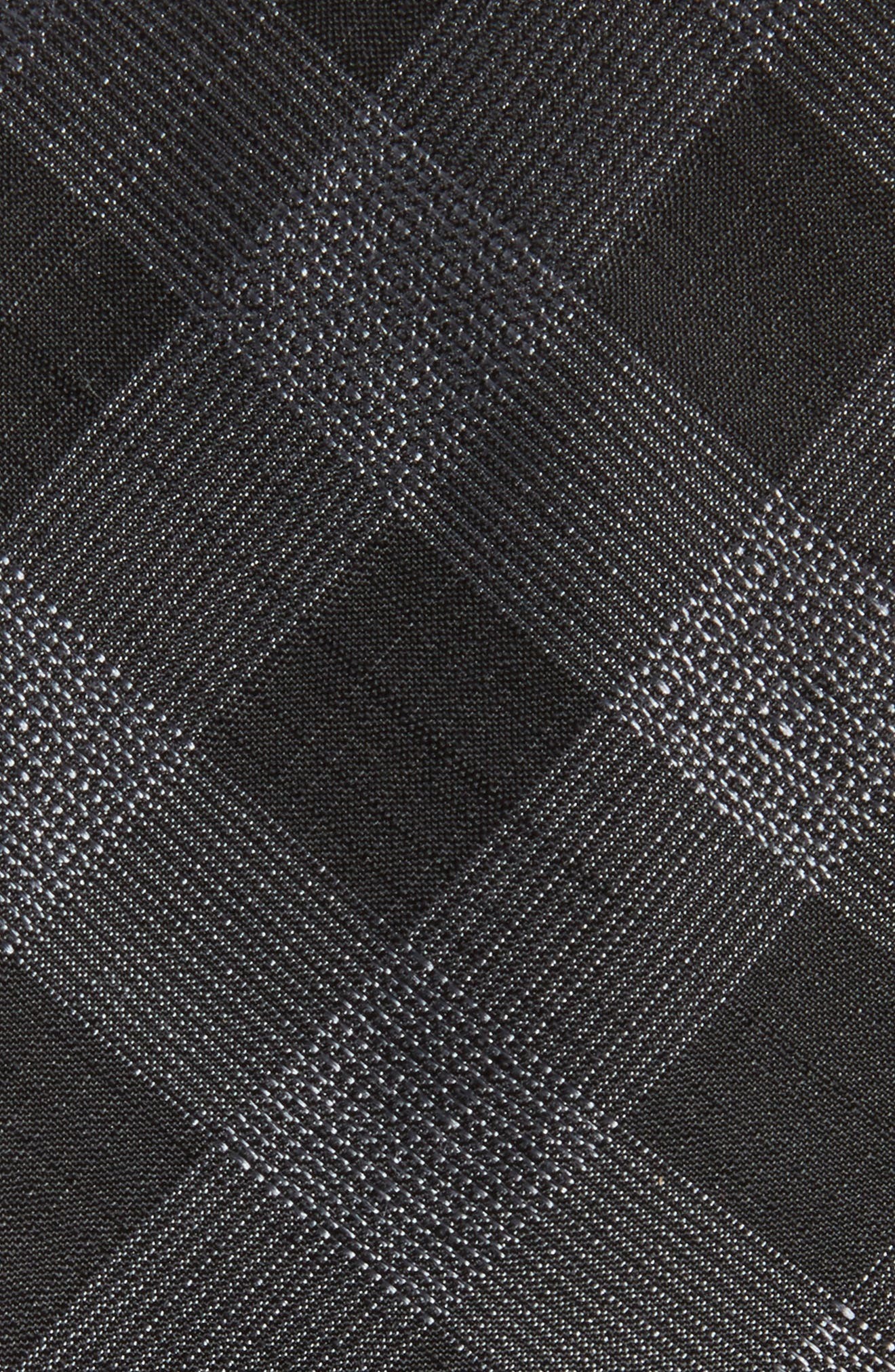 Raymer Check Silk Tie,                             Alternate thumbnail 2, color,                             001