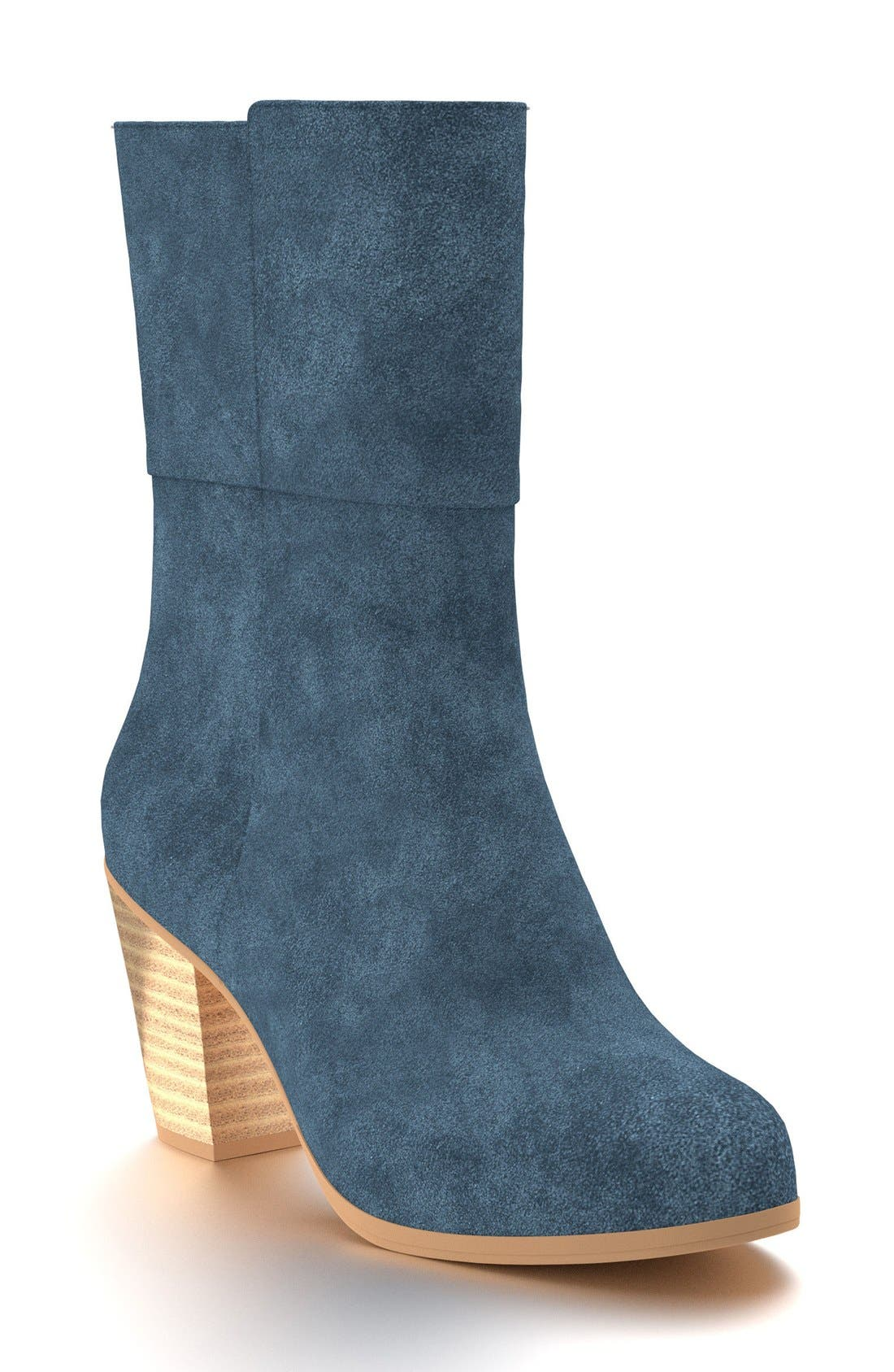 Block Heel Boot,                             Main thumbnail 10, color,