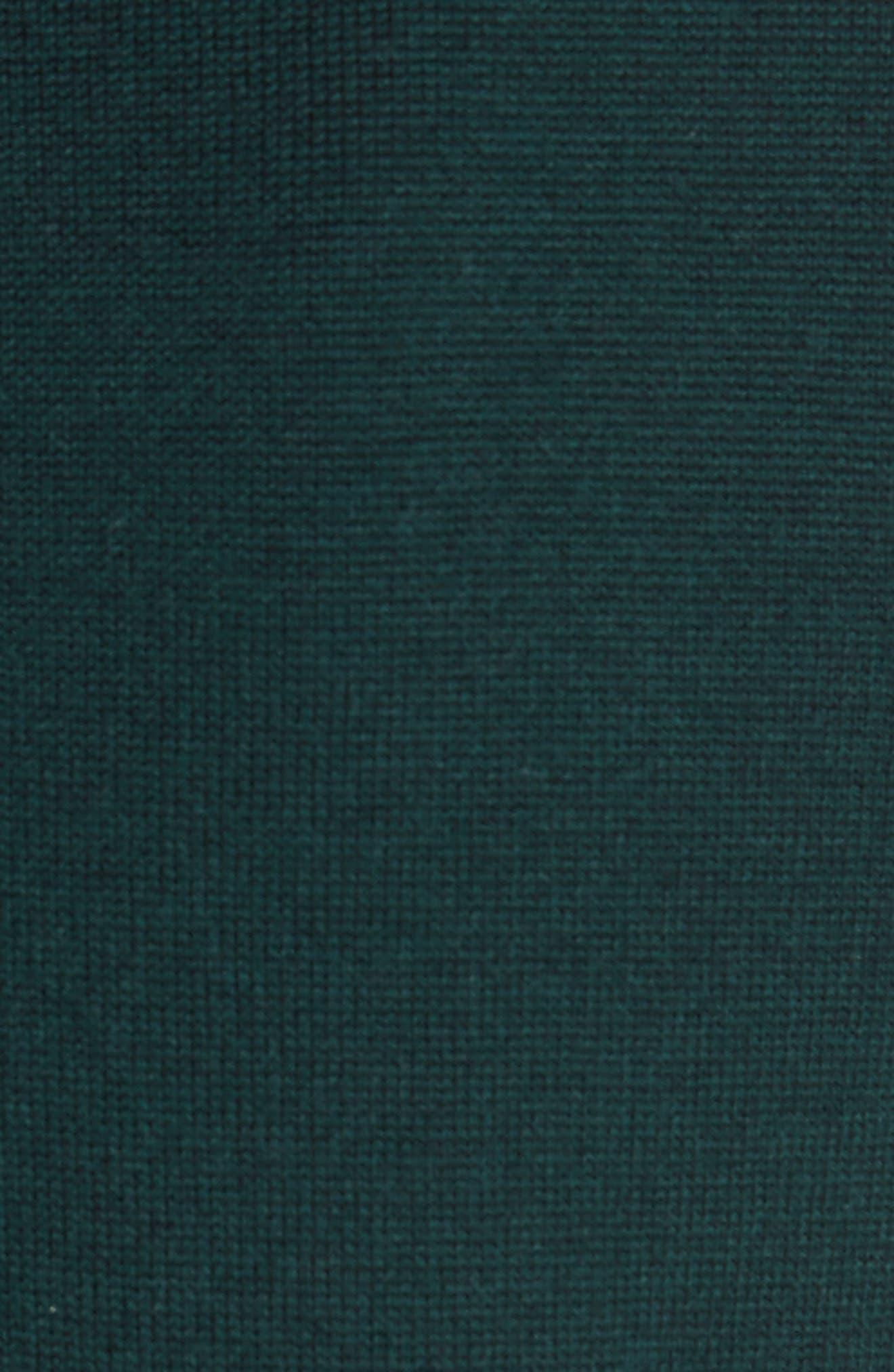 Reversible Knit Asymmetrical Top,                             Alternate thumbnail 6, color,