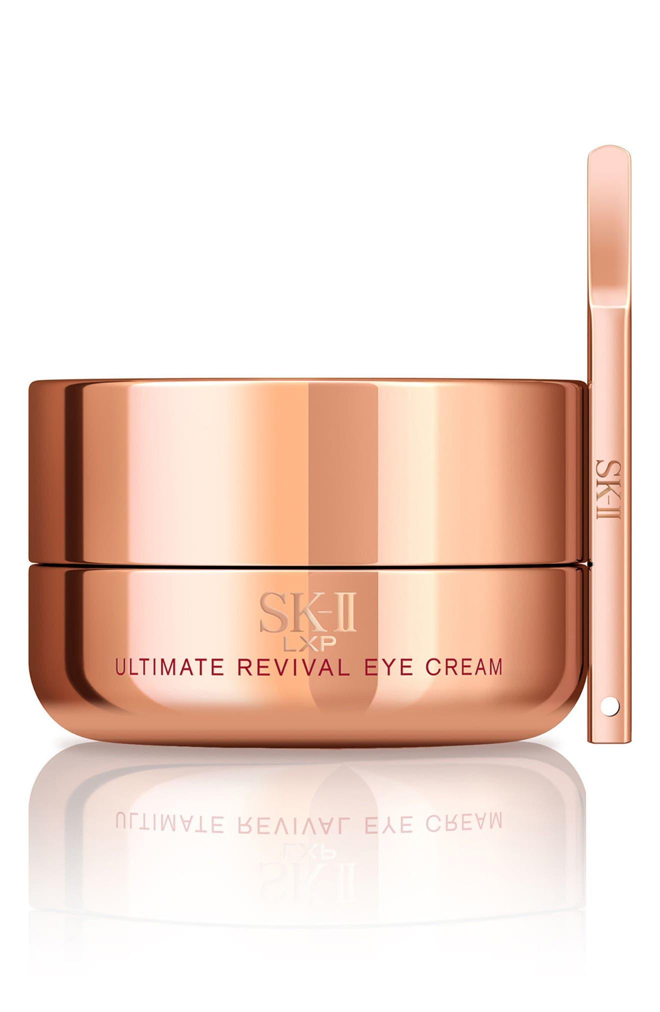 SK-II LXP Ultimate Revival Eye Cream, Main, color, NO COLOR