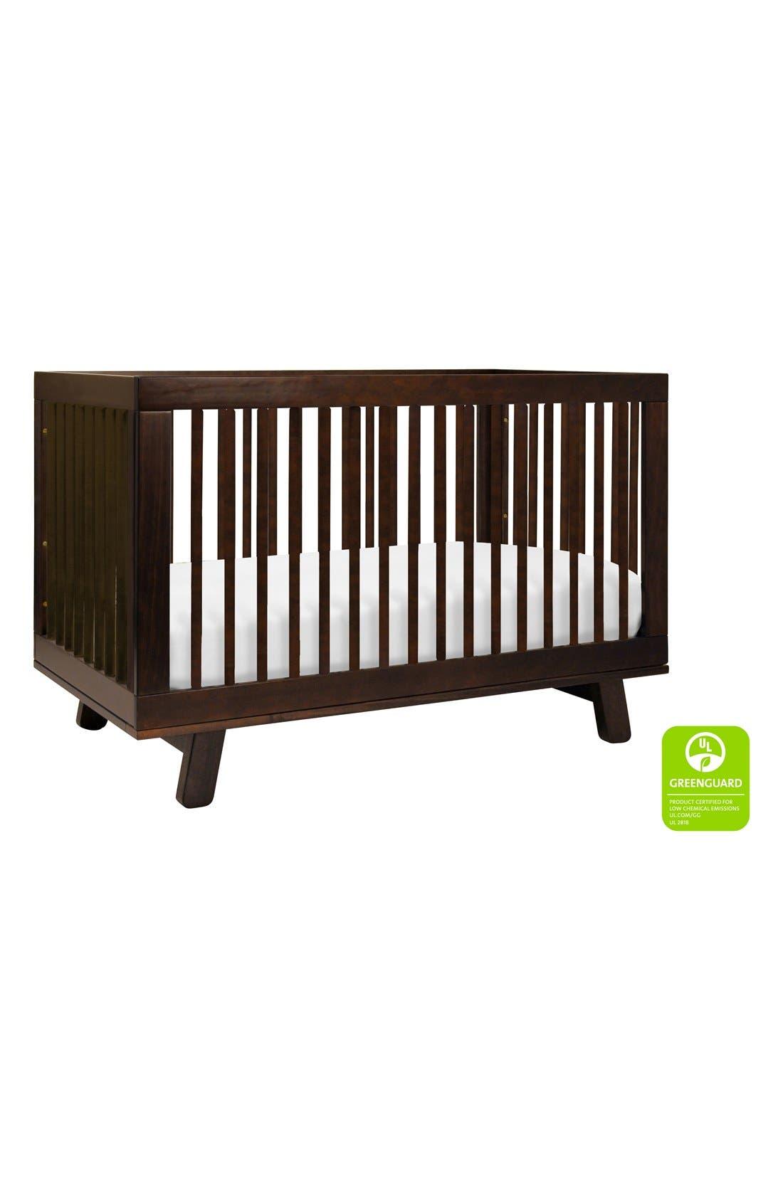 'Hudson' 3-in-1 Convertible Crib,                             Alternate thumbnail 25, color,