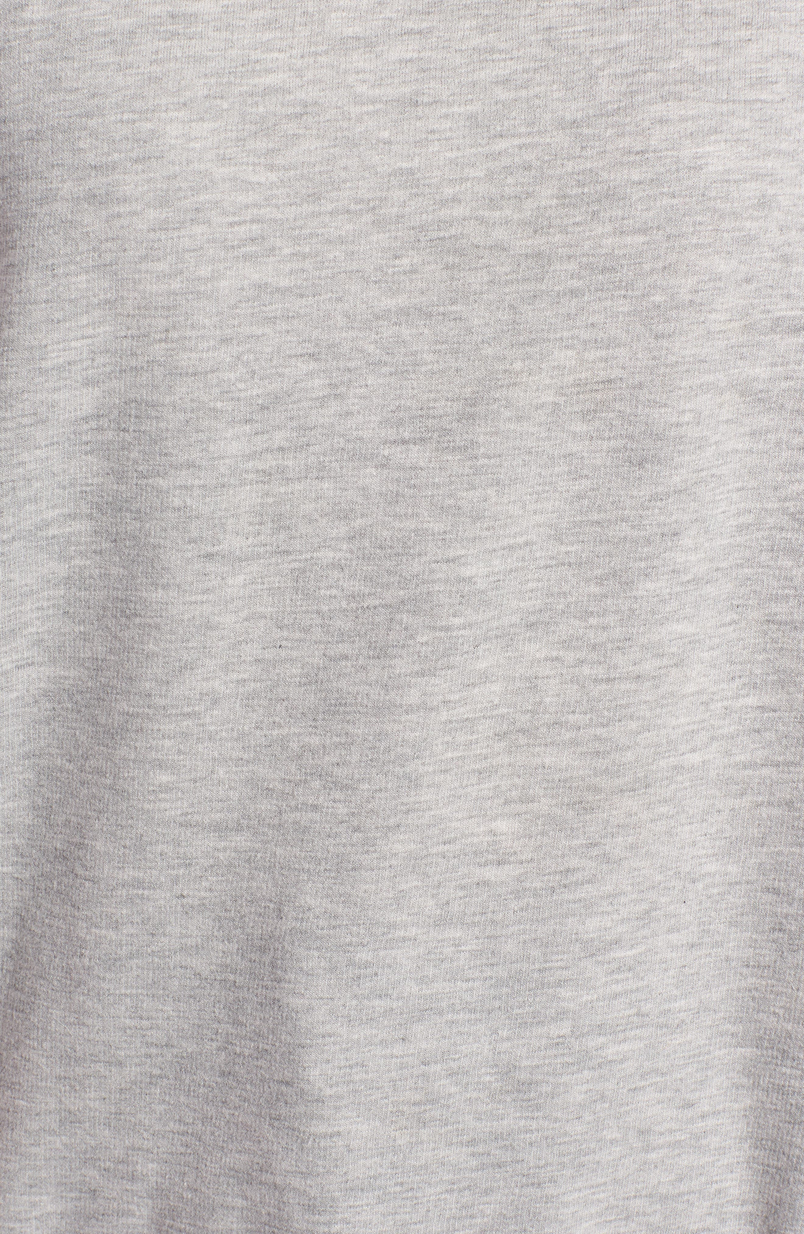 Raglan Sweatshirt,                             Alternate thumbnail 5, color,                             050