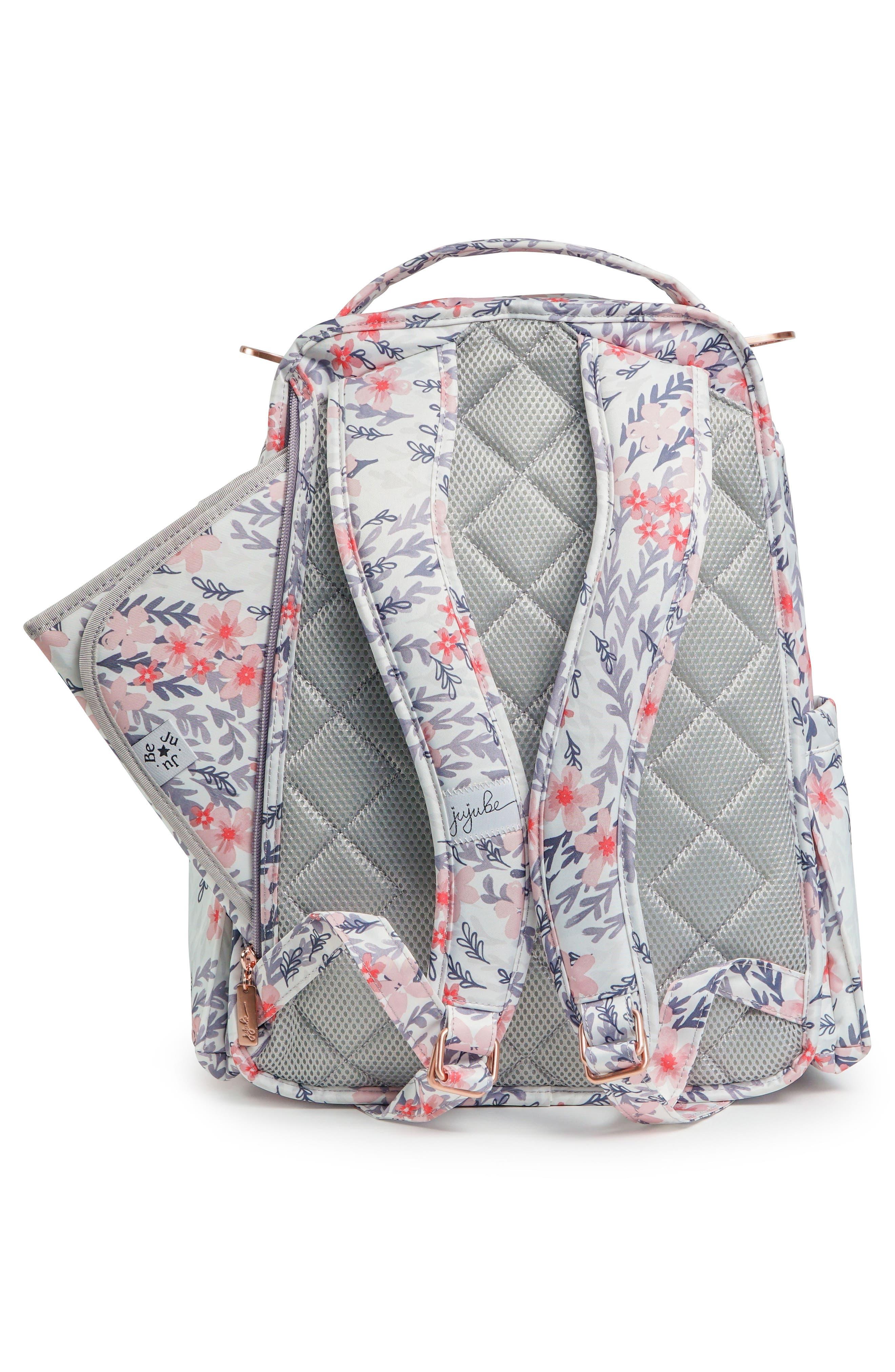 Be Right Back Diaper Backpack,                             Alternate thumbnail 2, color,                             SAKURA SWIRL