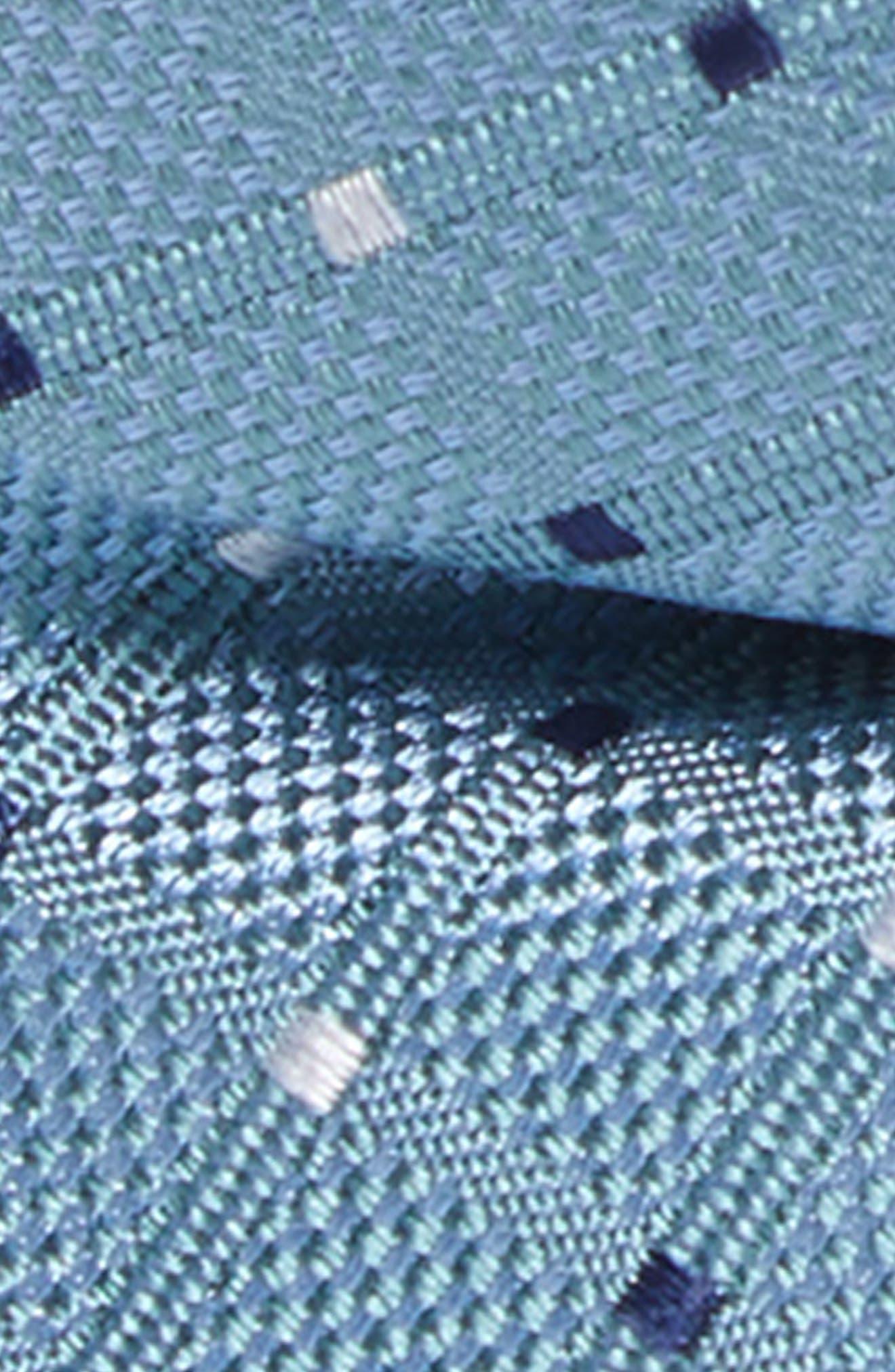 Dot Silk Bow Tie,                             Alternate thumbnail 2, color,                             450