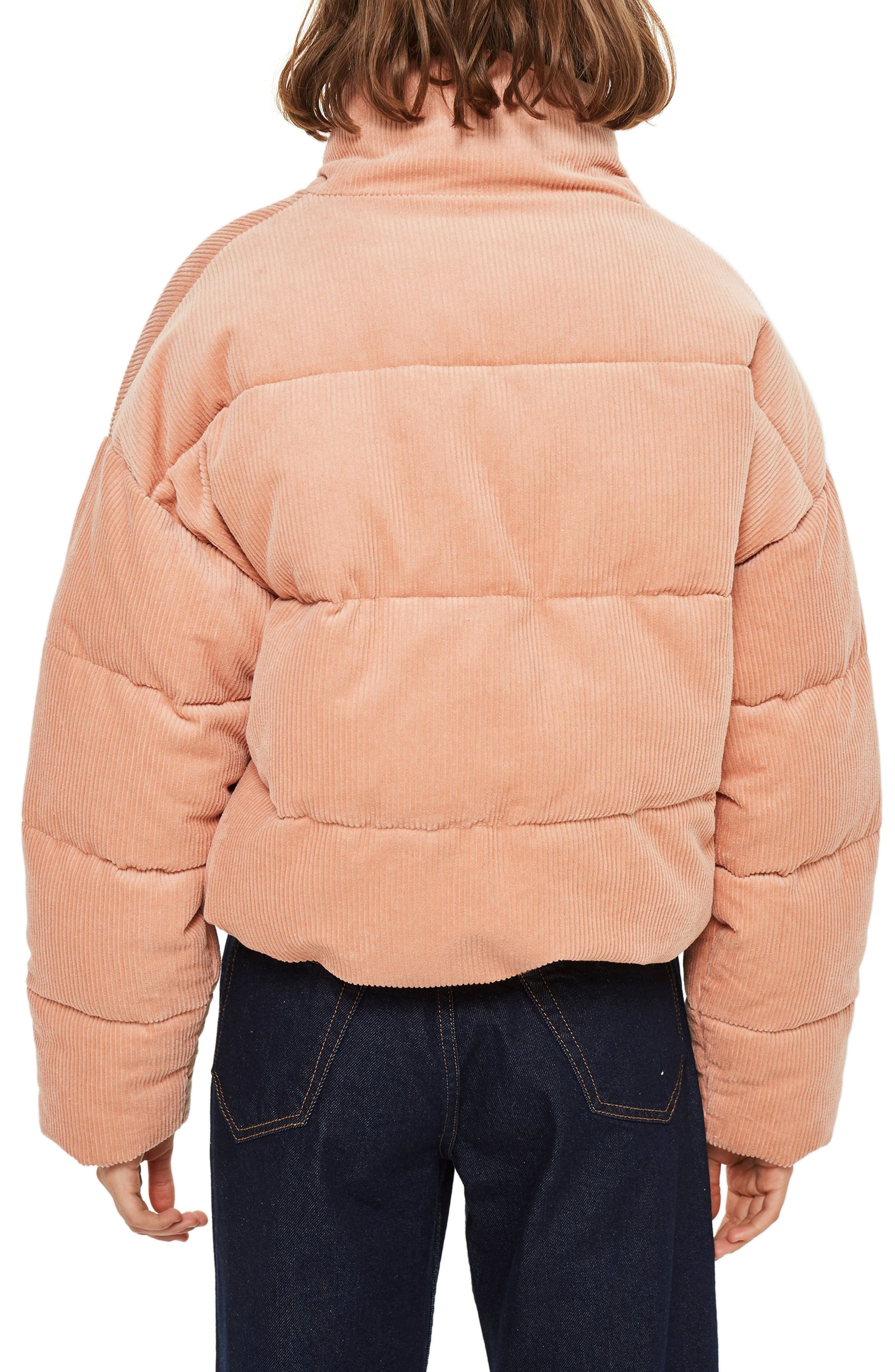 Corduroy Puffer Jacket,                             Alternate thumbnail 2, color,                             650