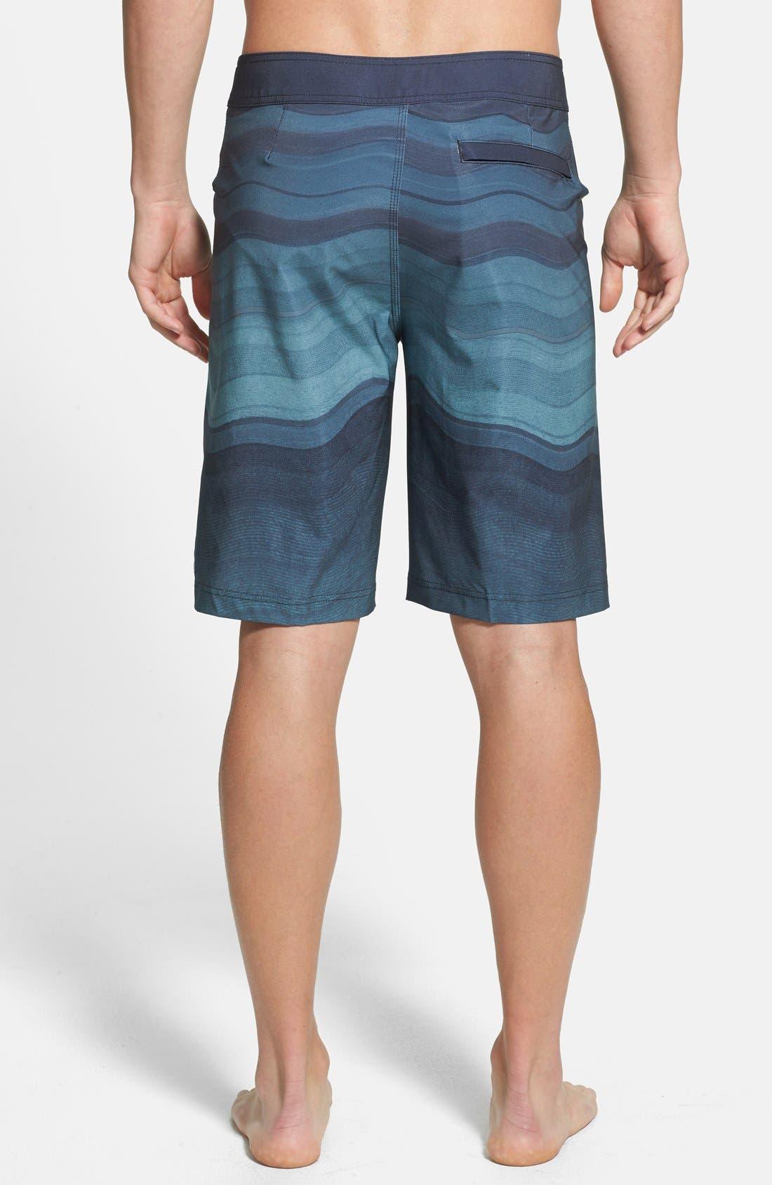 'Sediment' Stretch Board Shorts,                             Alternate thumbnail 41, color,