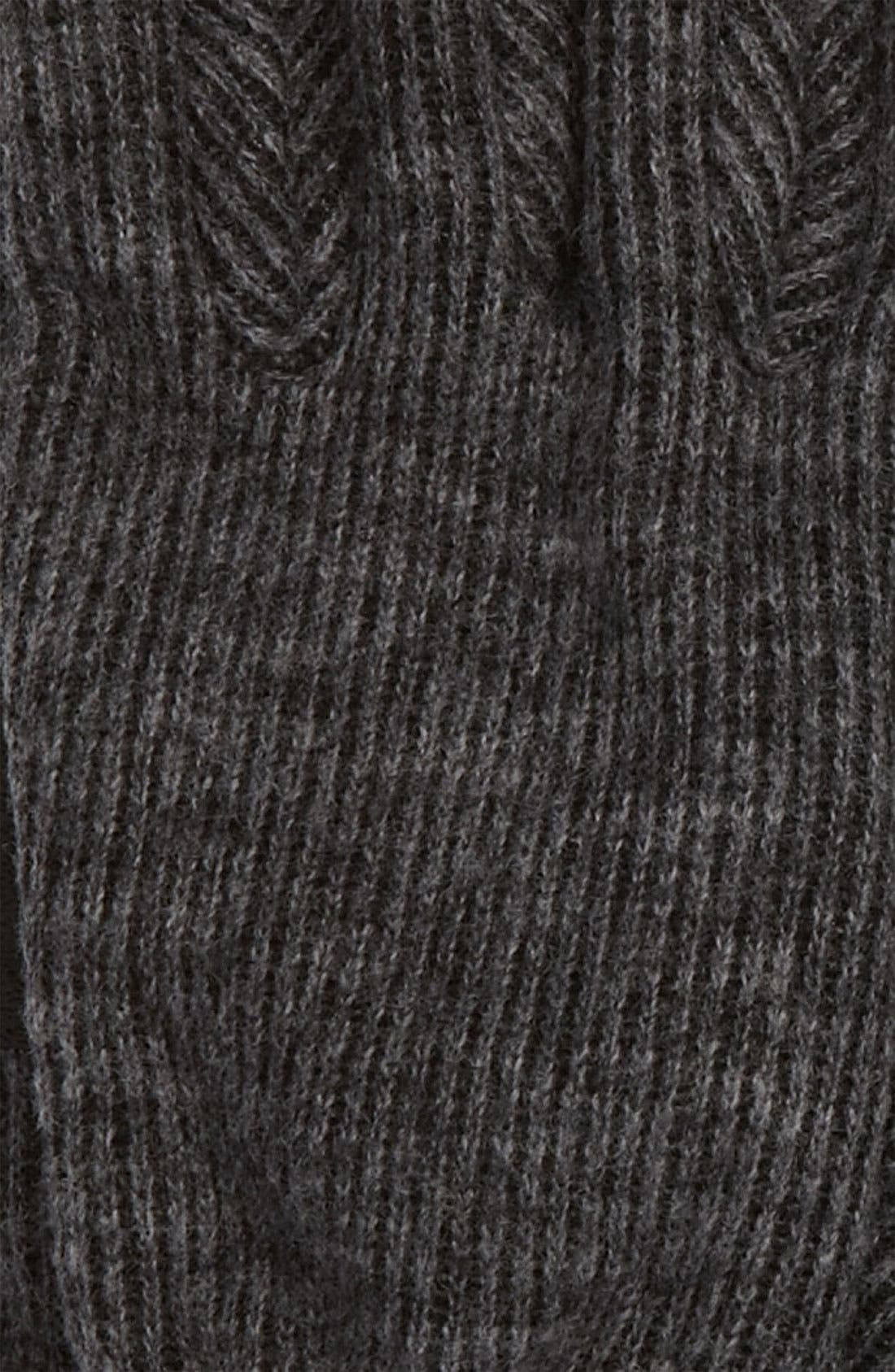 Knit Touch Screen Gloves,                             Alternate thumbnail 2, color,                             022