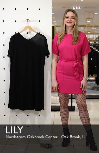 Silk Shift Dress, sales video thumbnail