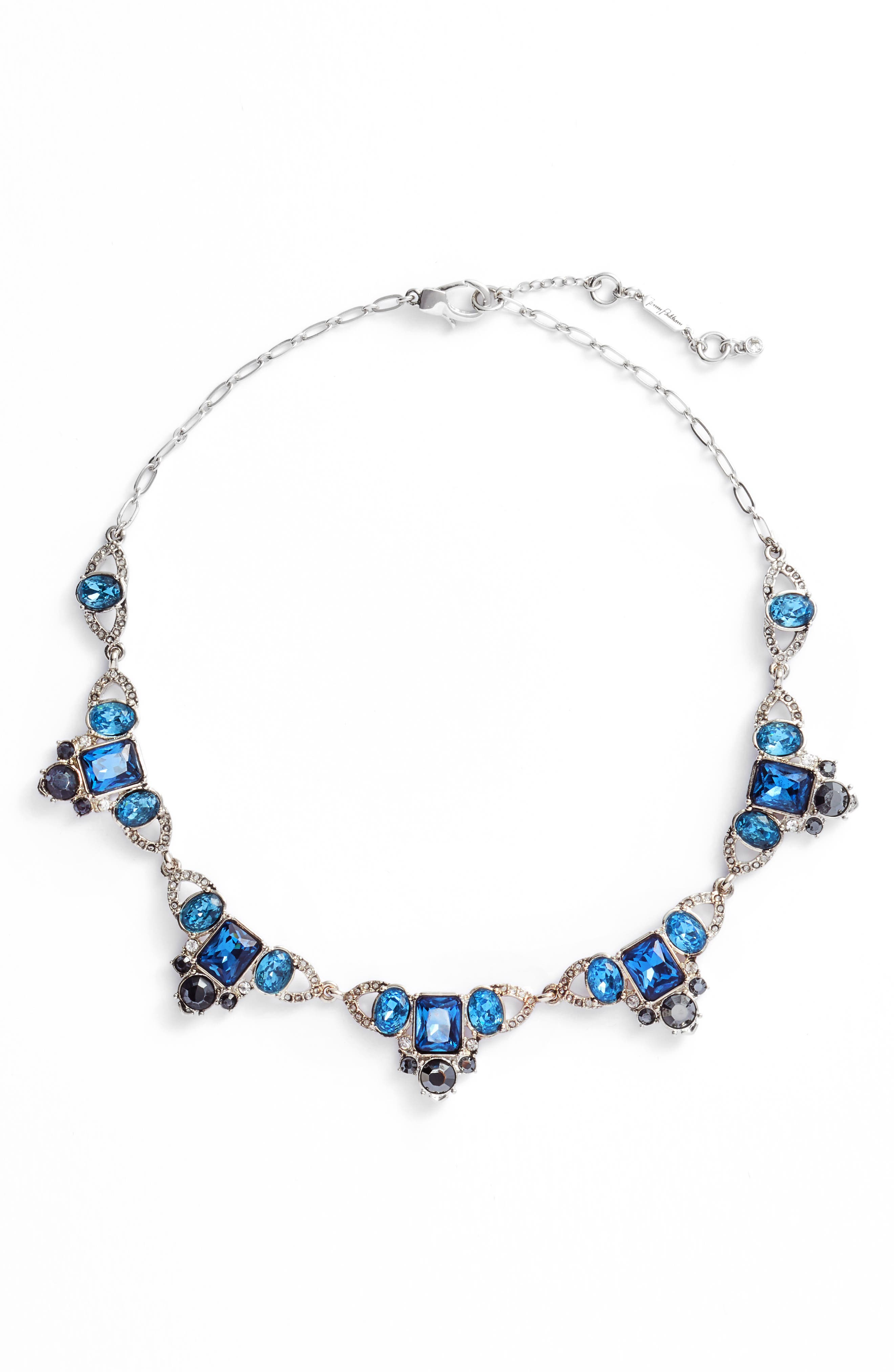Collar Necklace,                         Main,                         color, 040