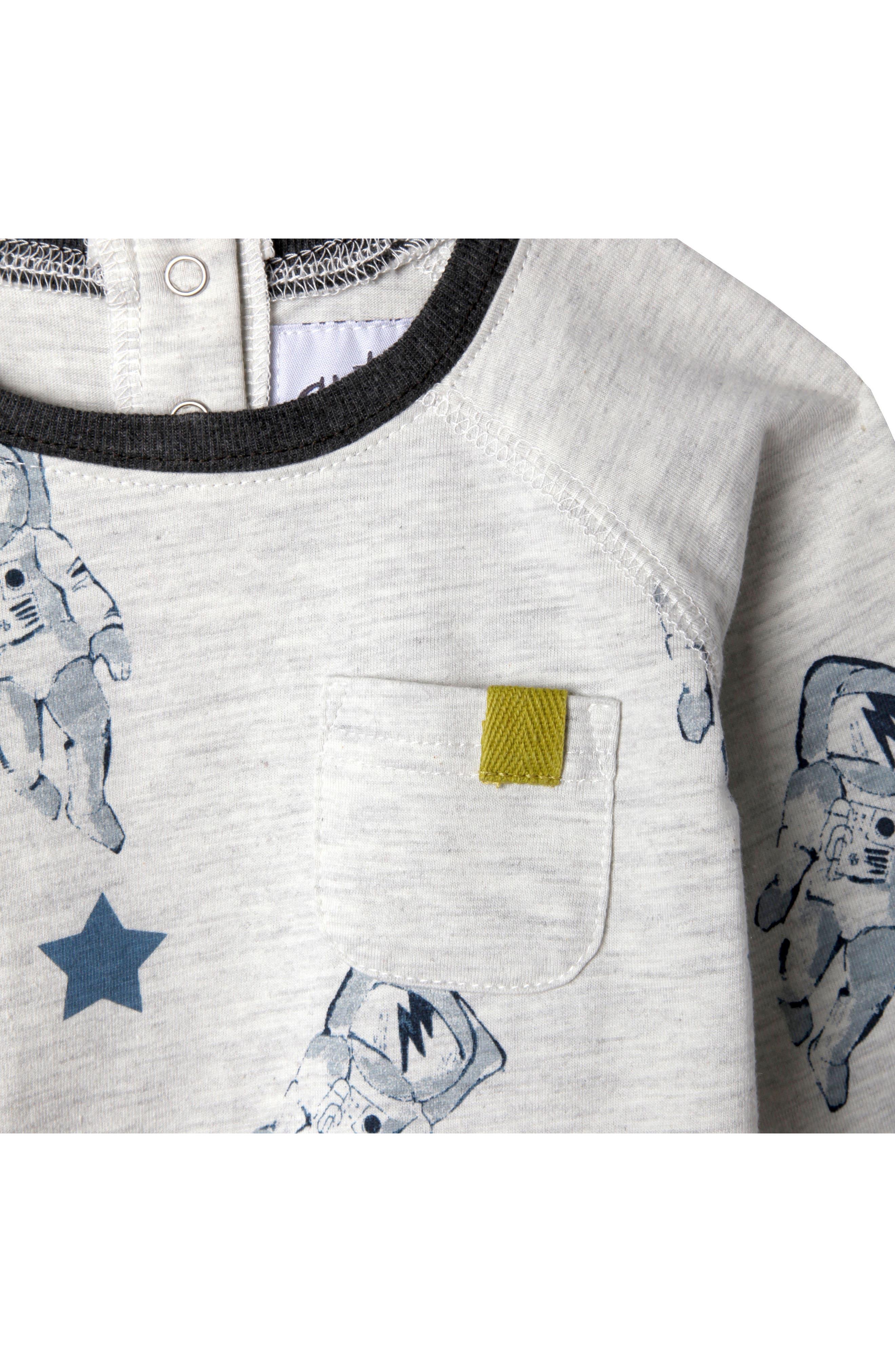 Jacob Organic Cotton T-Shirt,                             Alternate thumbnail 2, color,