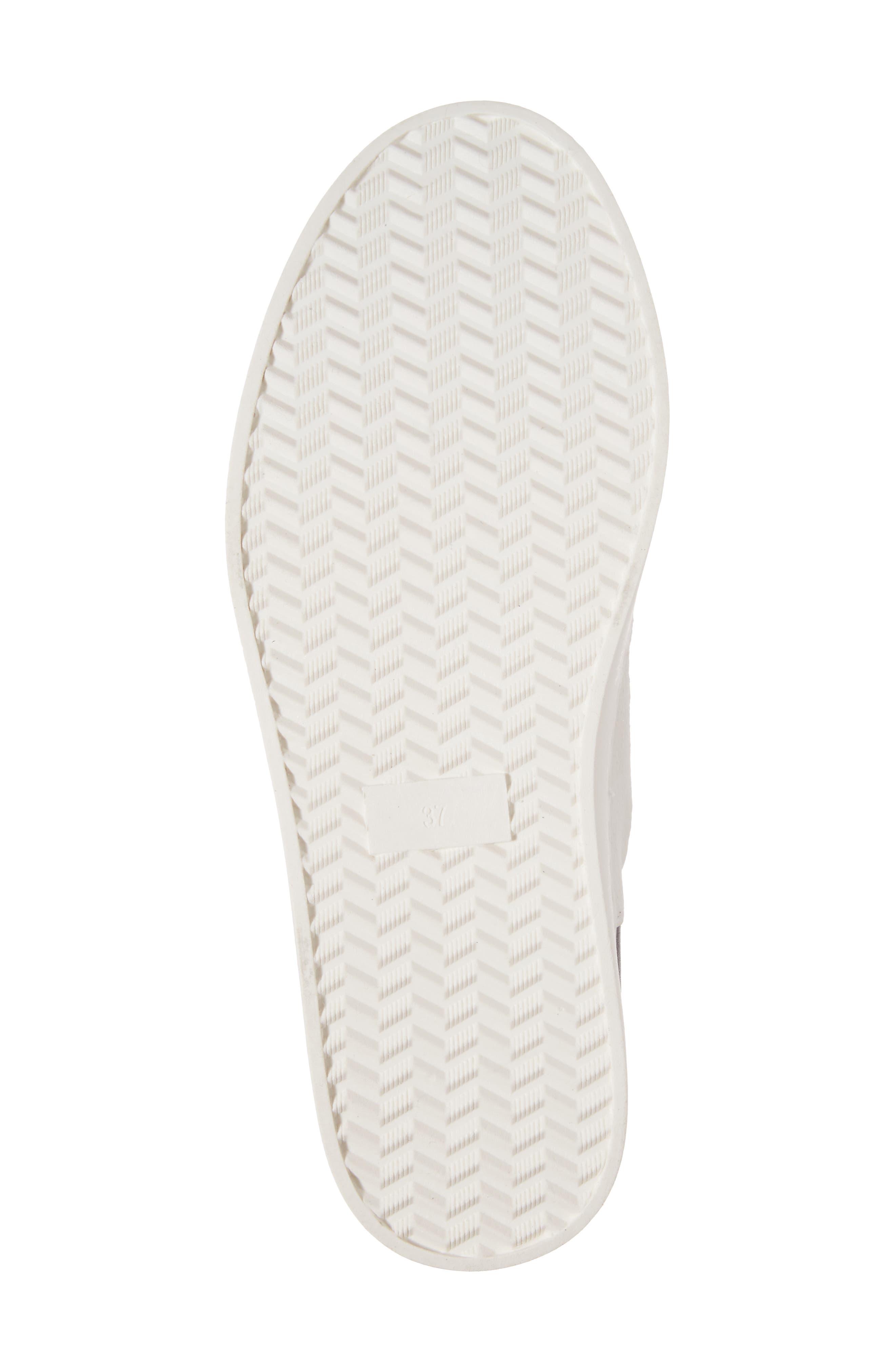 Varsity Slip-On Sneaker,                             Alternate thumbnail 17, color,