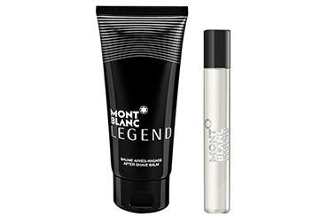 MONTBLANC Men's Fragrance gift with purchase.