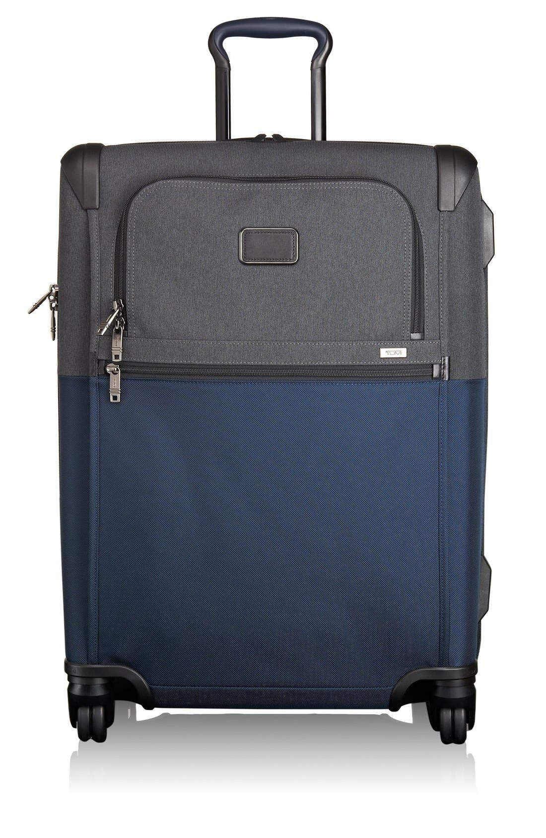 Alpha 2 Short Trip 26-Inch Rolling Four Wheel Packing Case,                             Main thumbnail 3, color,