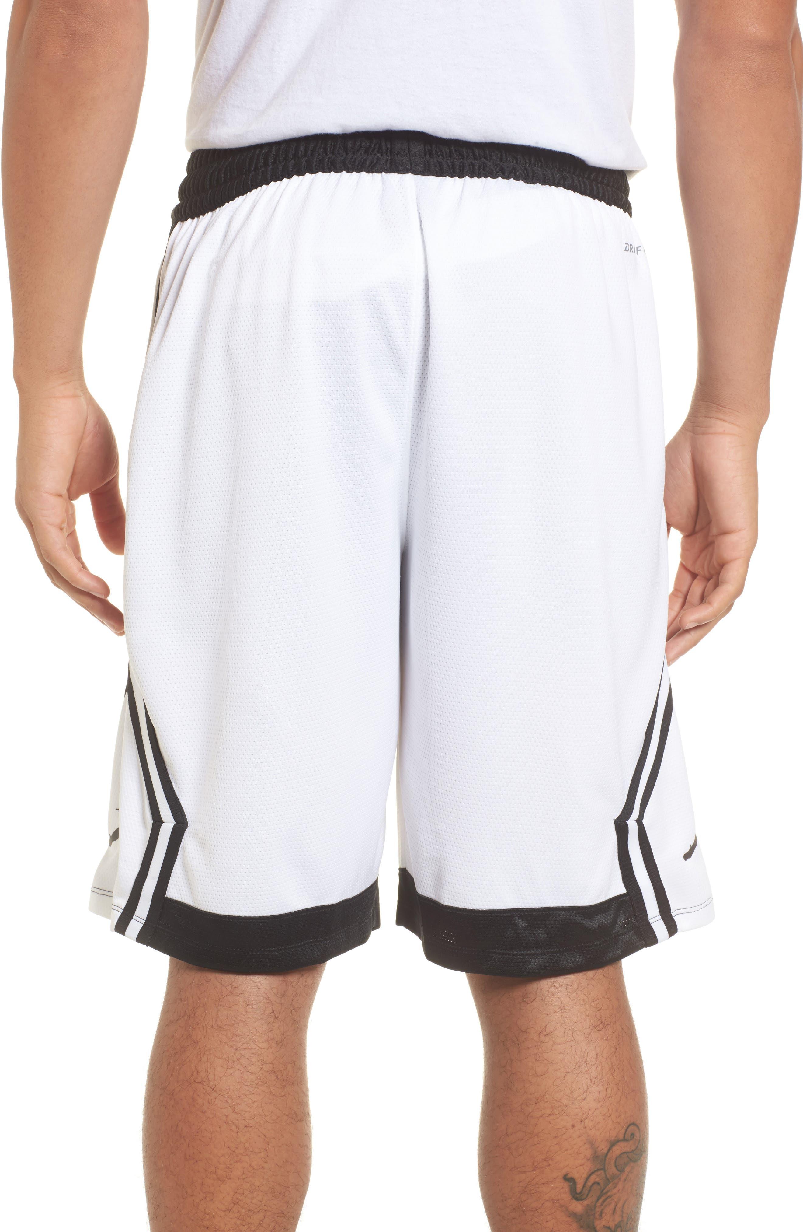 Sportswear Rise Diamond Shorts,                             Alternate thumbnail 10, color,