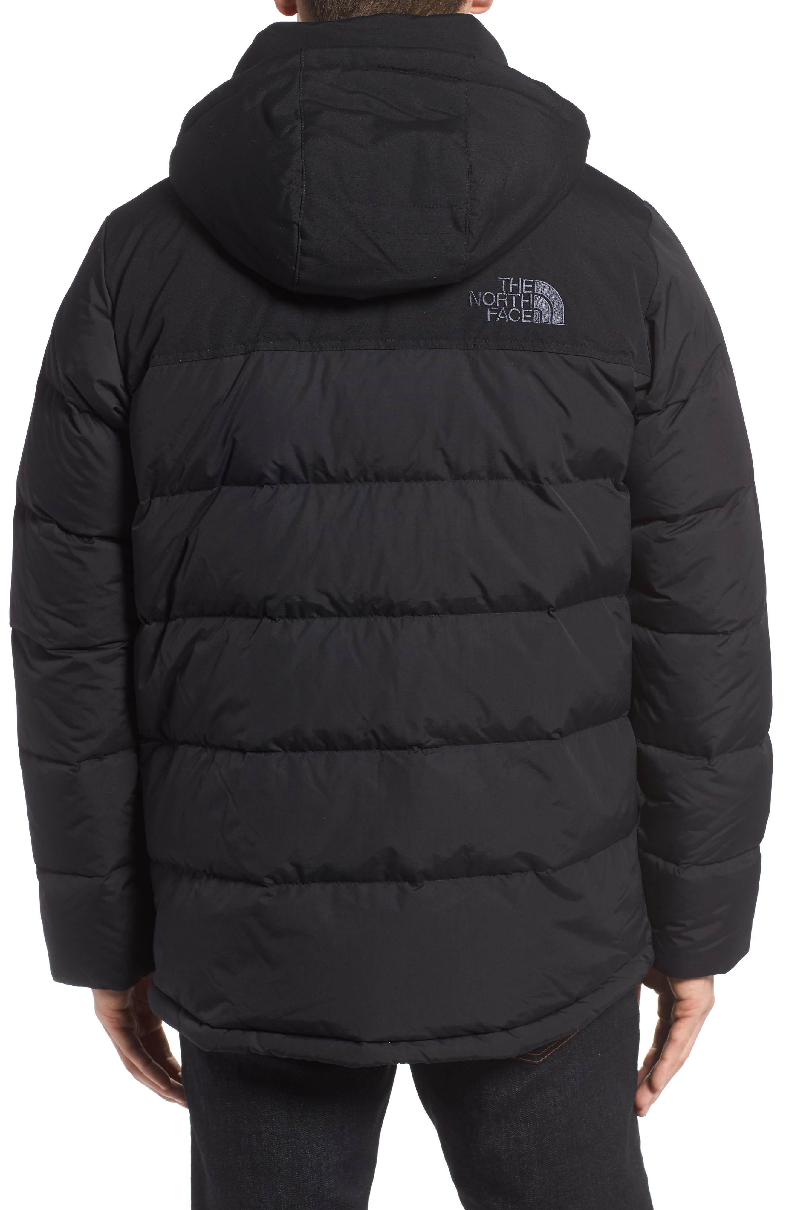 Nuptse Ridge Down Jacket,                             Alternate thumbnail 9, color,