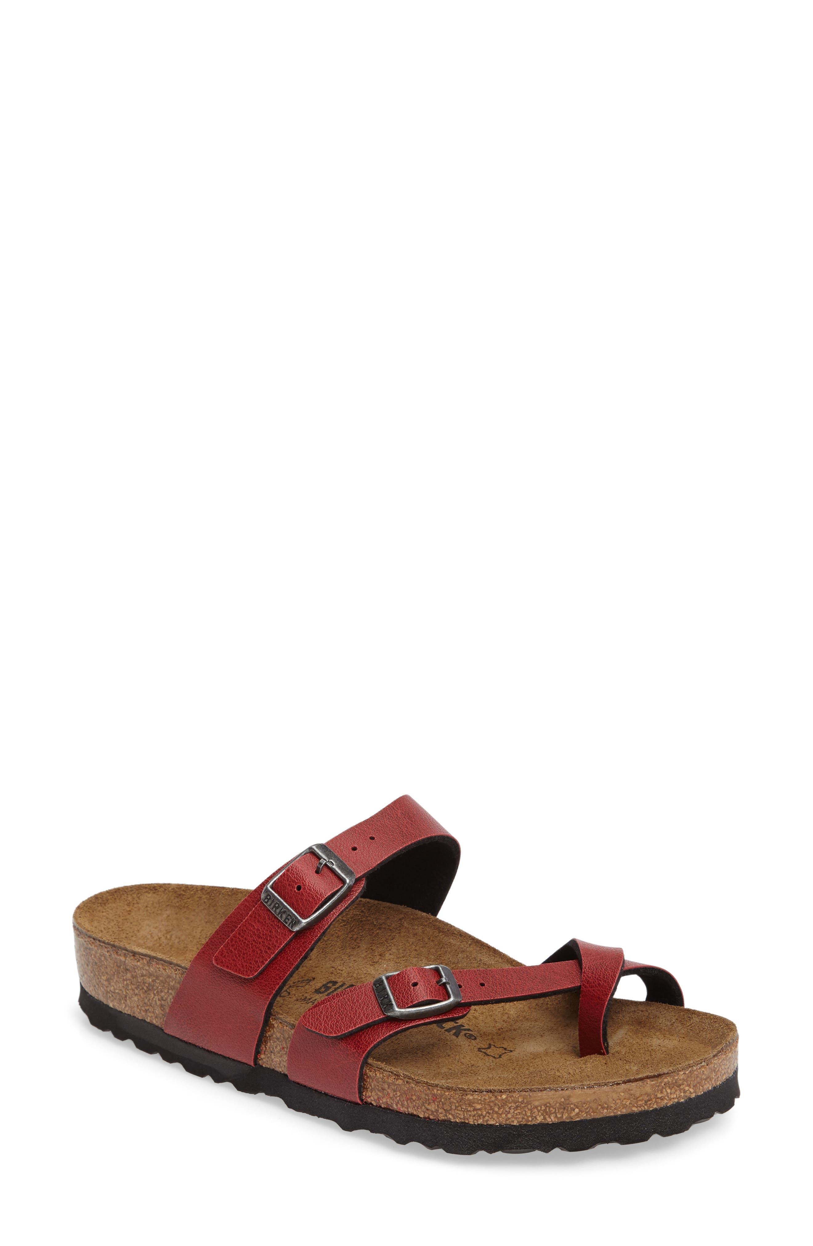 'Mayari' Birko-Flor<sup>™</sup> Sandal,                             Main thumbnail 21, color,