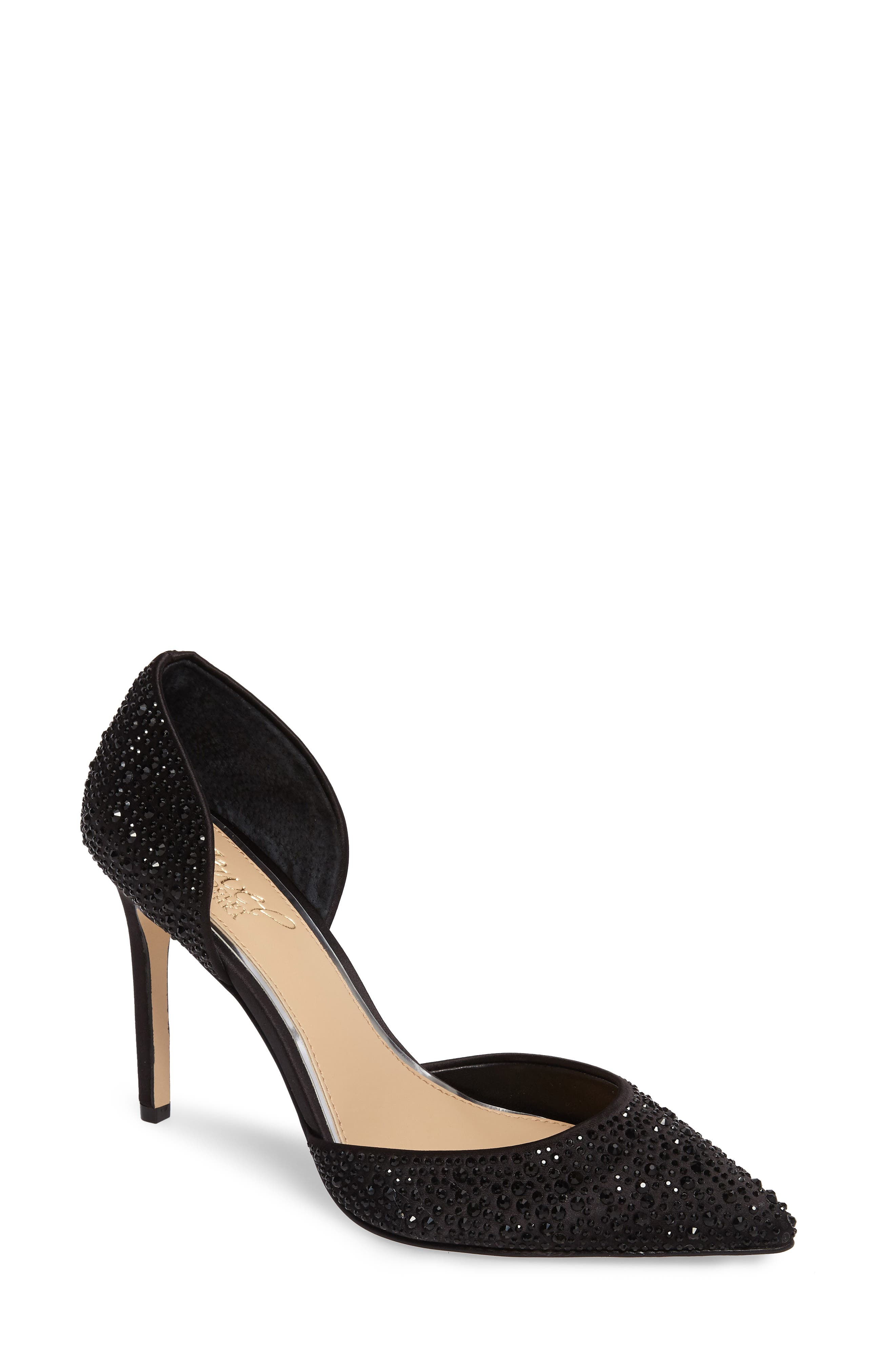 Alexandra d'Orsay Pump,                         Main,                         color, 015