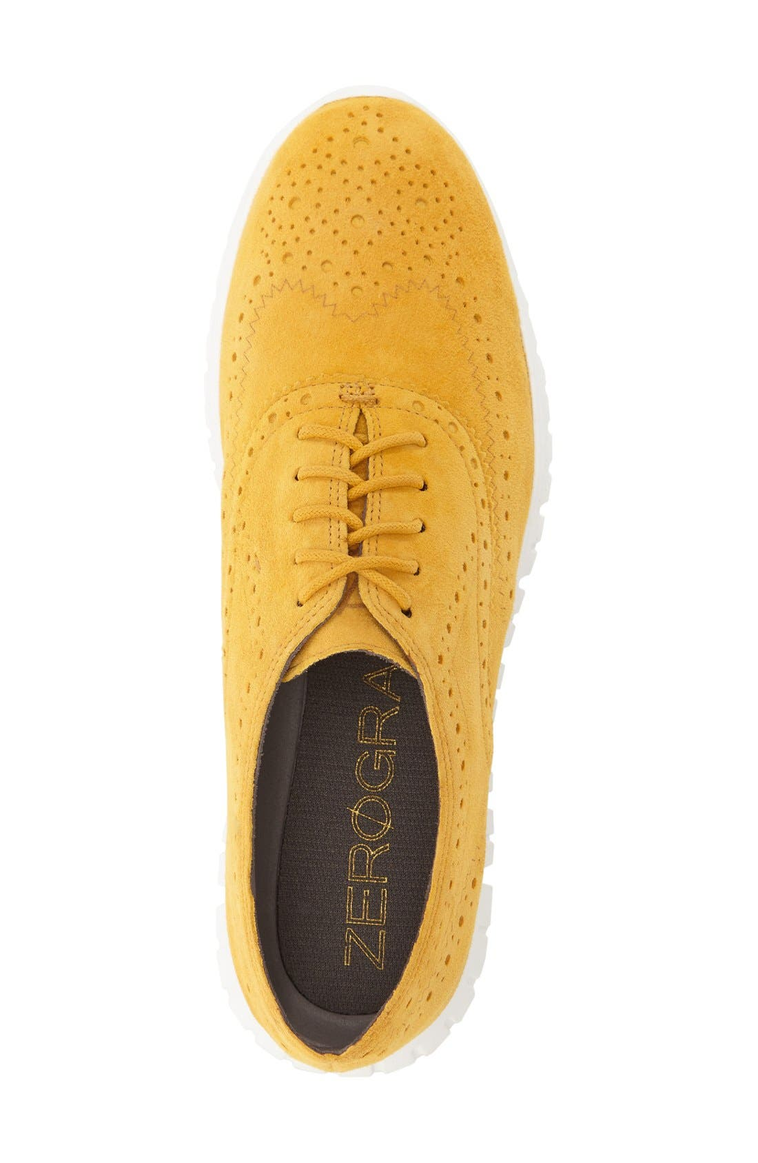 'ZeroGrand' Perforated Wingtip,                             Alternate thumbnail 88, color,