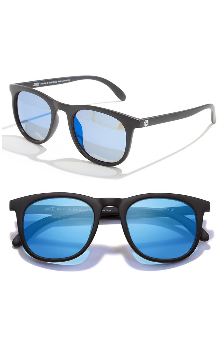 2515a6e5a1c Sunski Seacliff 48mm Polarized Sunglasses
