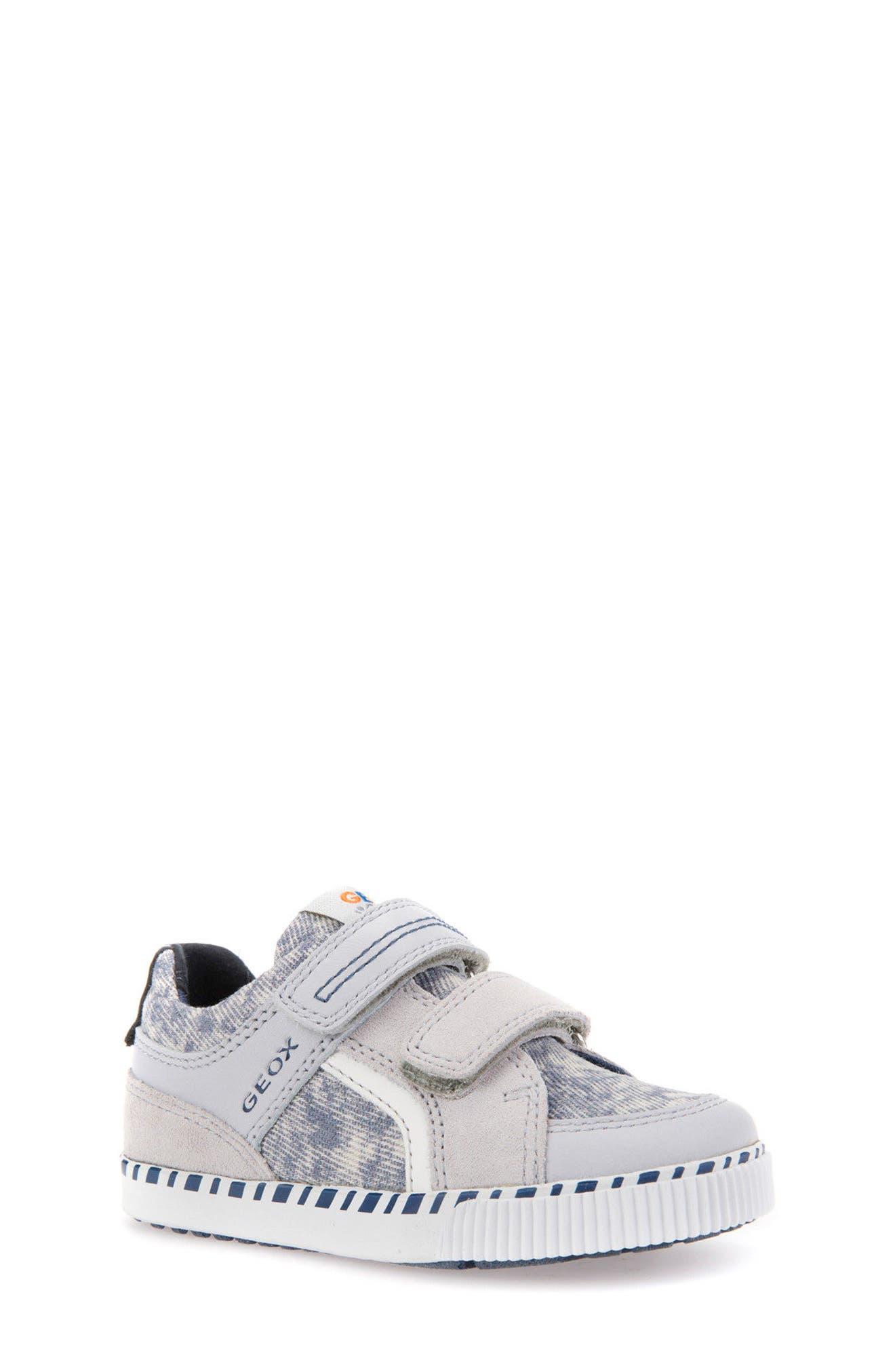 Kilwi Knit Sneaker,                             Main thumbnail 1, color,                             LIGHT GREY/ WHITE