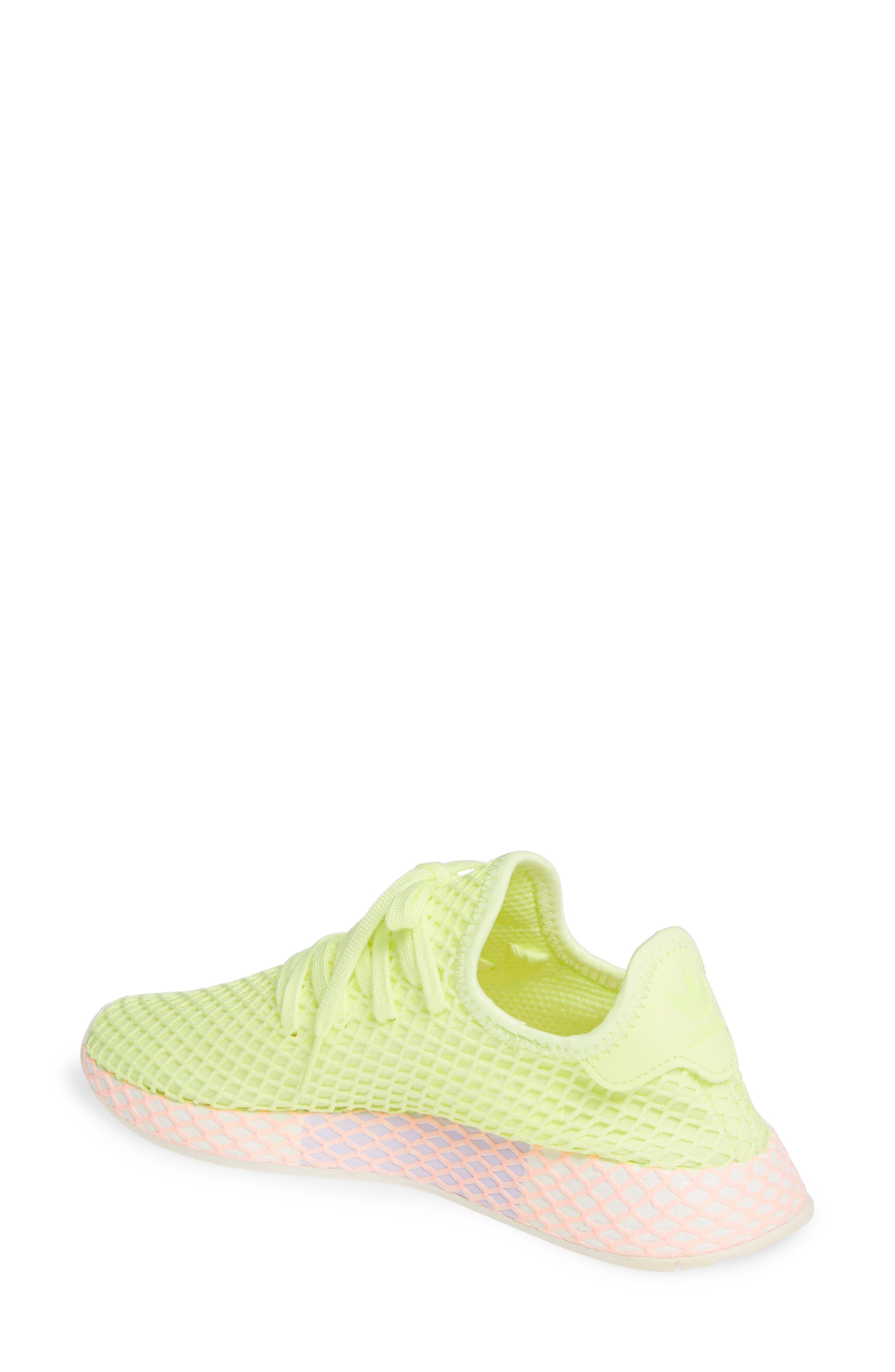 Deerupt Runner Sneaker,                             Alternate thumbnail 2, color,                             GLOW/ GLOW/ CLEAR LILAC