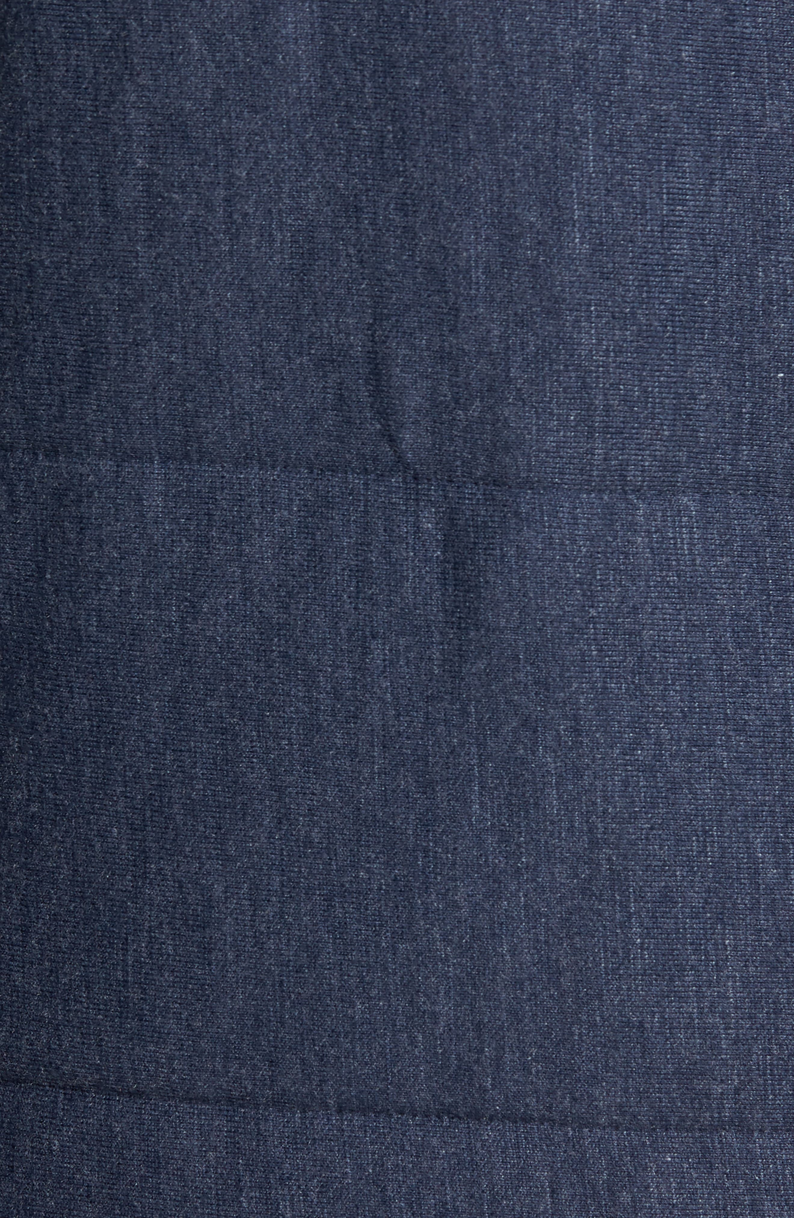 Quilted Fleece Vest,                             Alternate thumbnail 12, color,