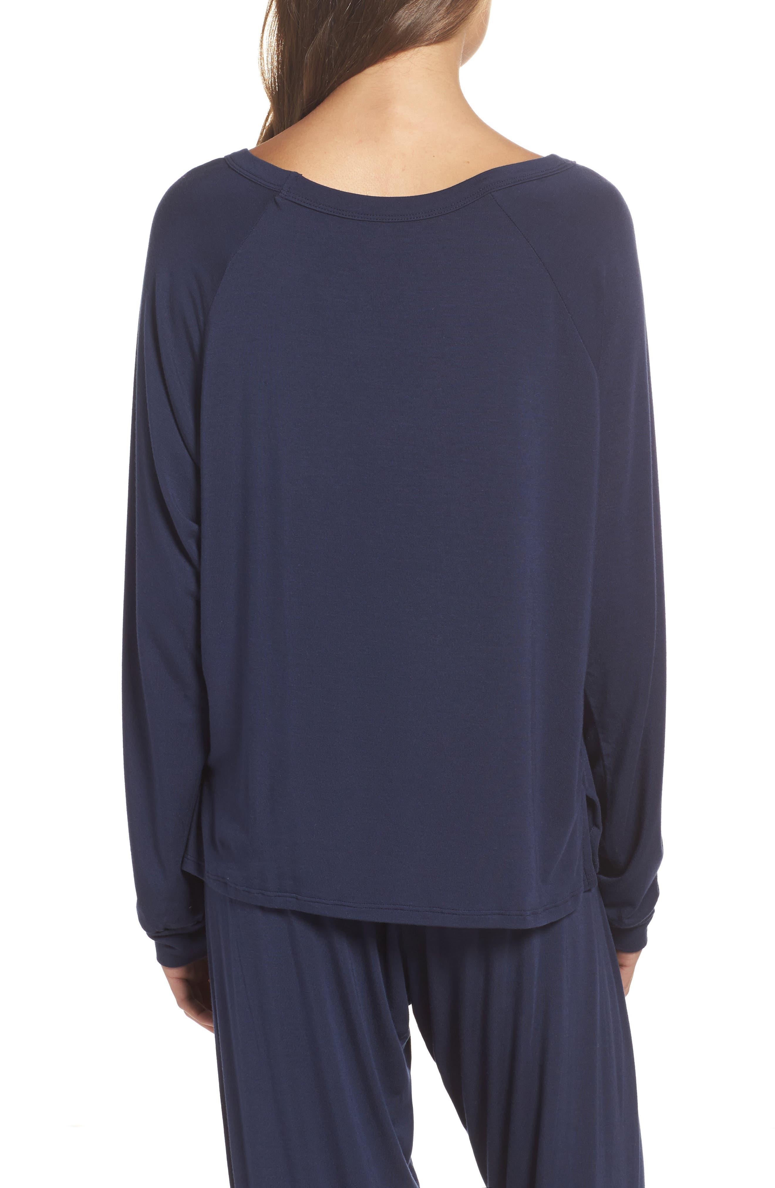 Amber Long Sleeve Top,                             Alternate thumbnail 2, color,