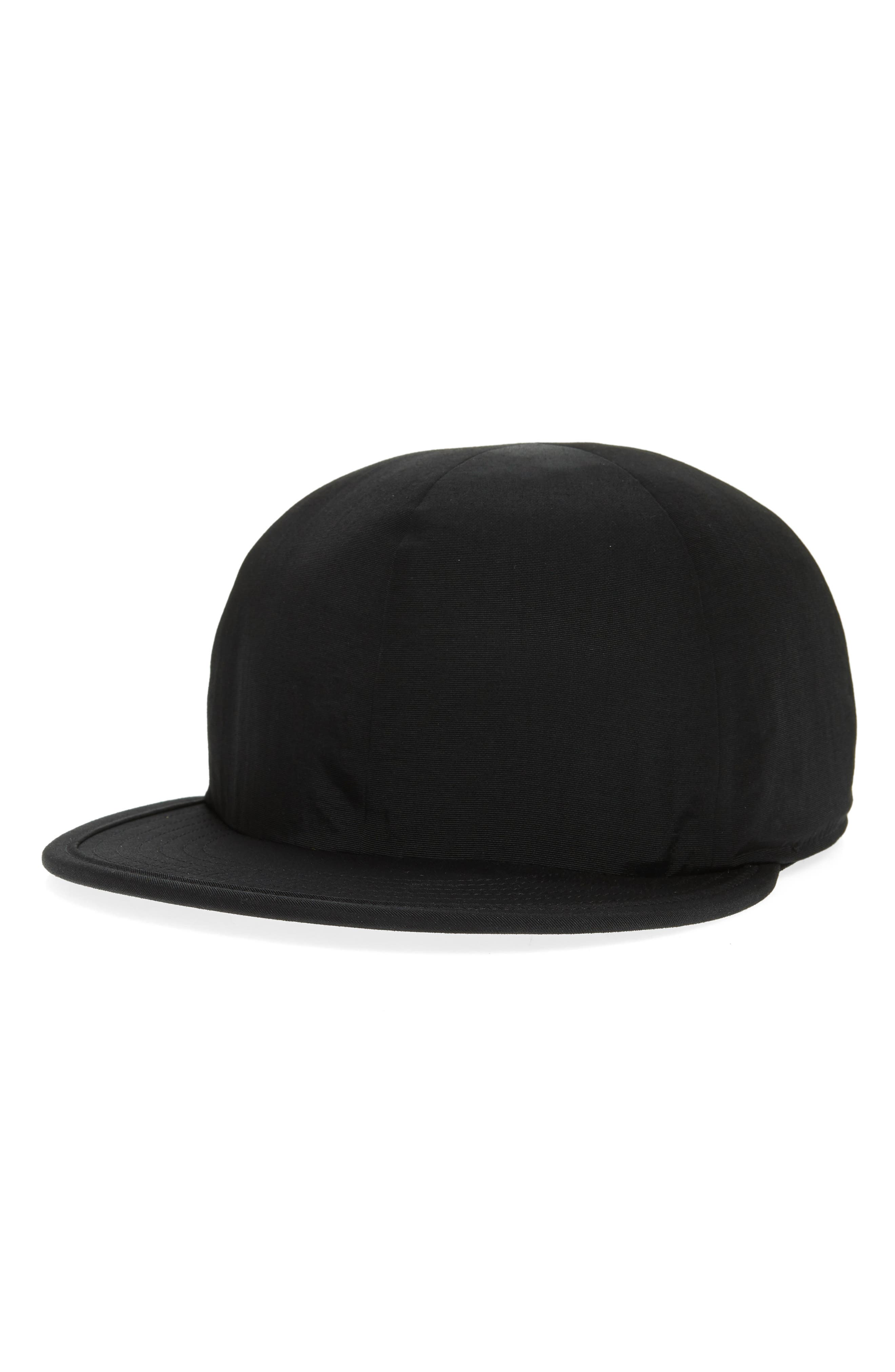 Canyon Baseball Cap,                         Main,                         color, BLACK