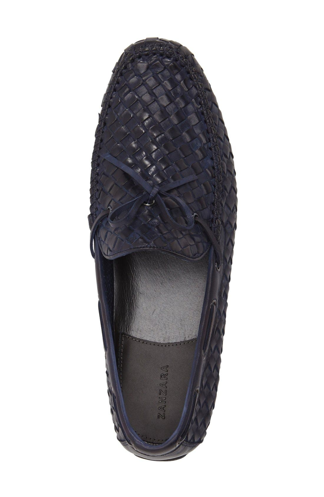 Leather Loafer,                             Alternate thumbnail 35, color,