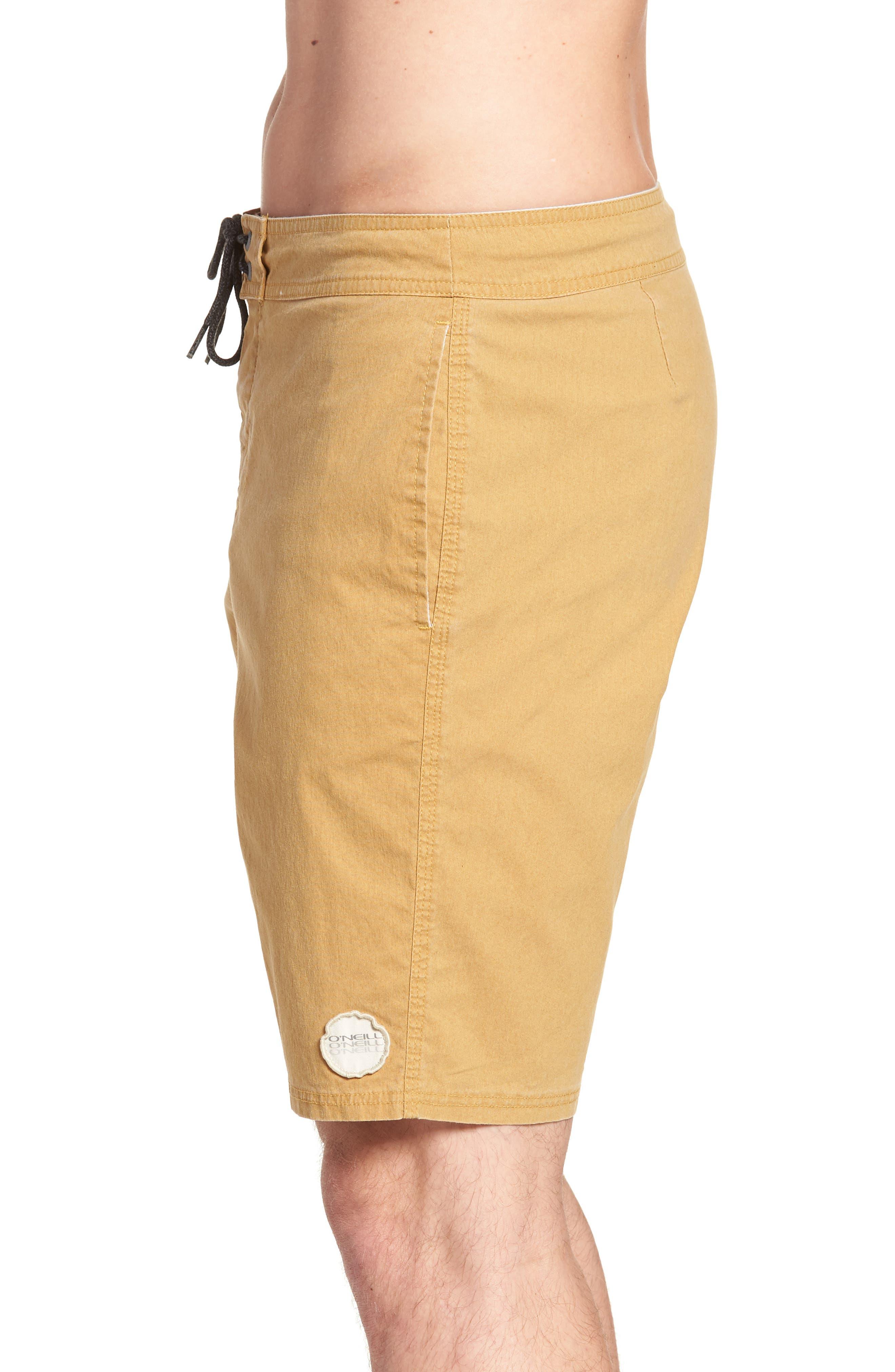 Faded Cruzer Board Shorts,                             Alternate thumbnail 3, color,                             206