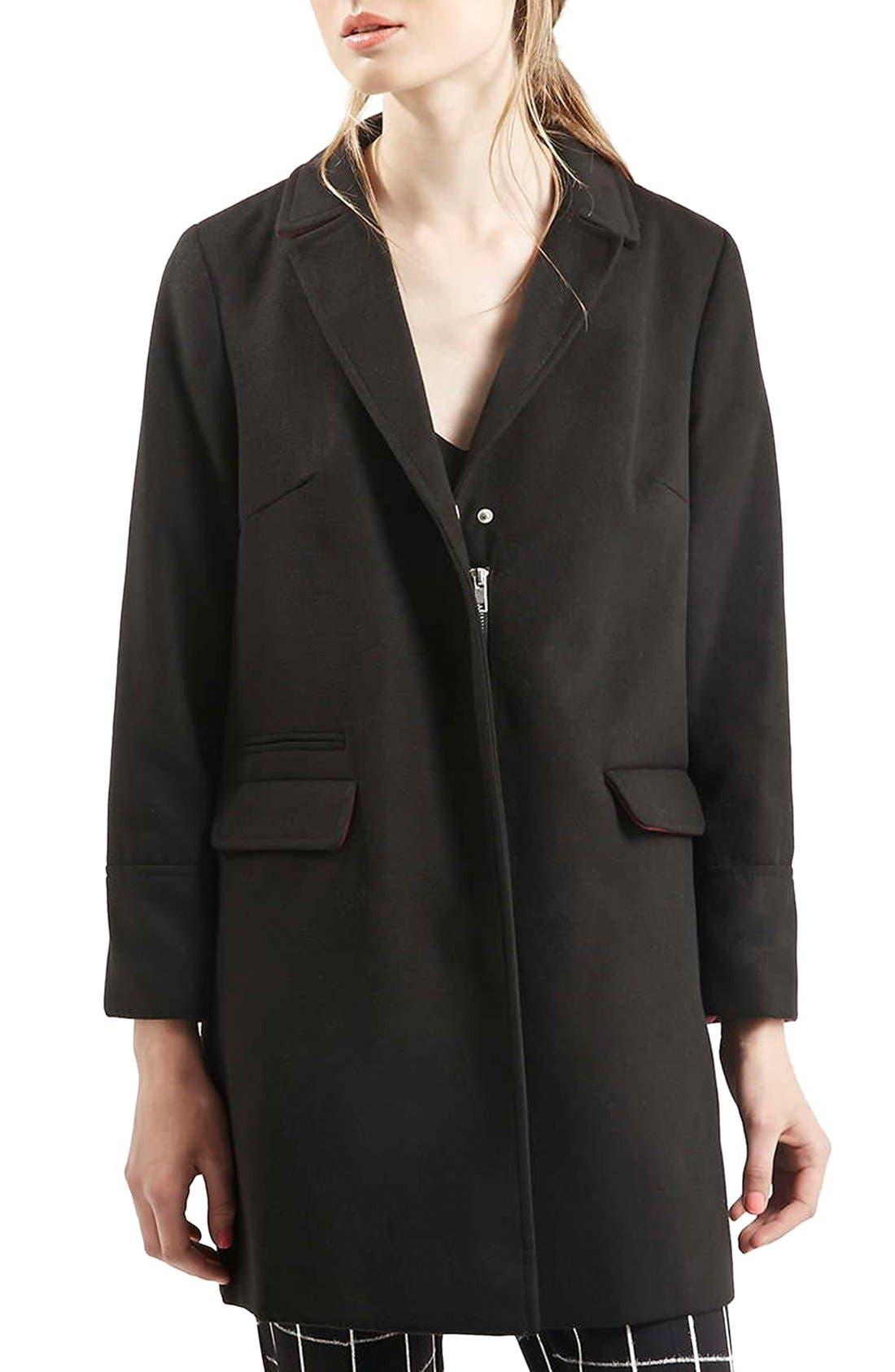 'Mia' Coat,                             Main thumbnail 1, color,                             001