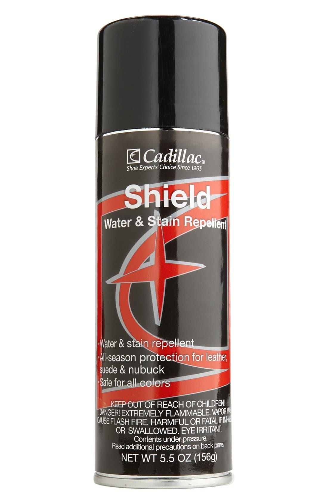 Cadillac Leather Shield Spray,                             Main thumbnail 1, color,                             000