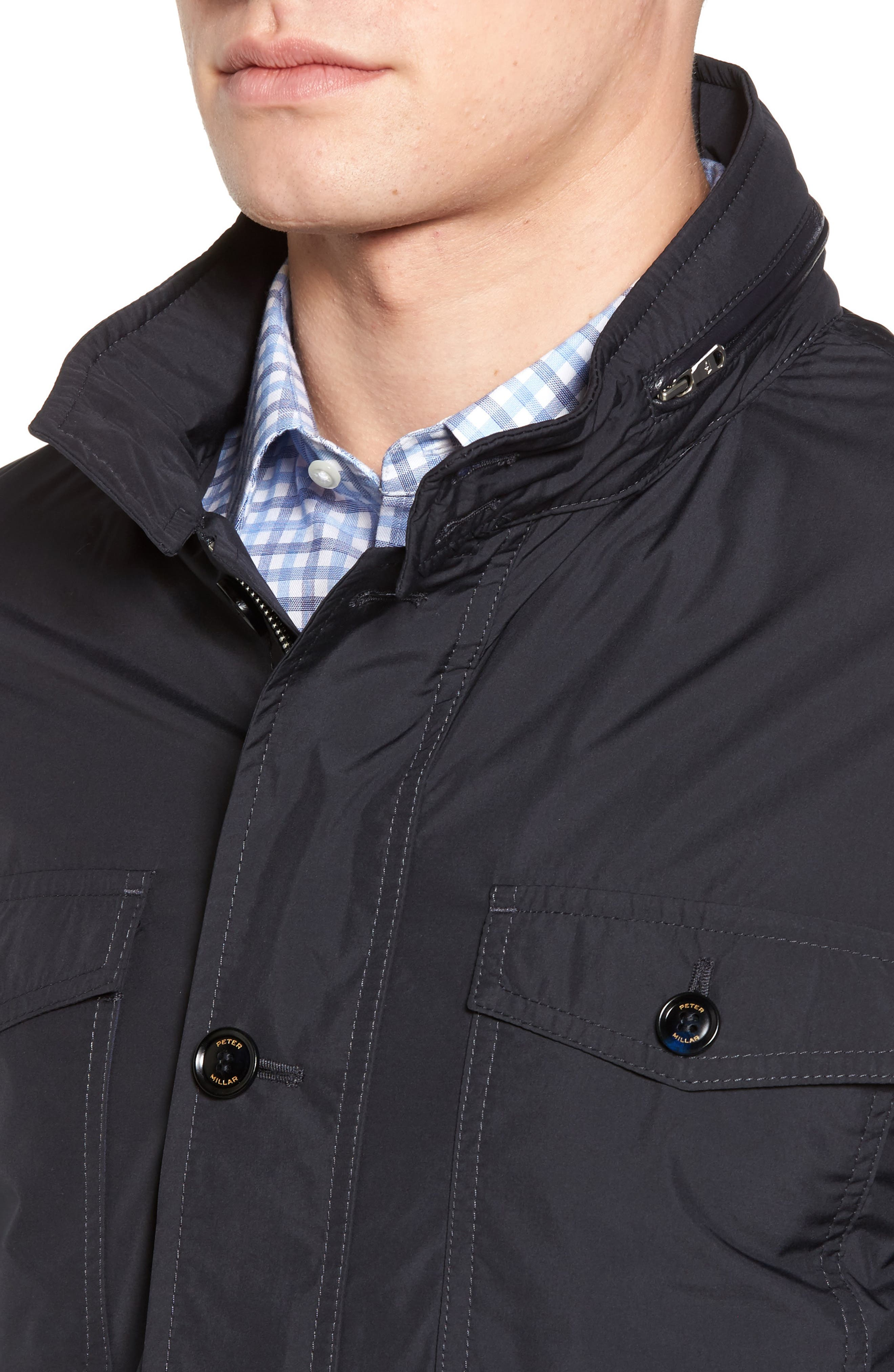 All Weather Discovery Jacket,                             Alternate thumbnail 4, color,                             BARCHETTA