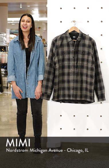 Parnell Plaid Shirt Jacket, sales video thumbnail